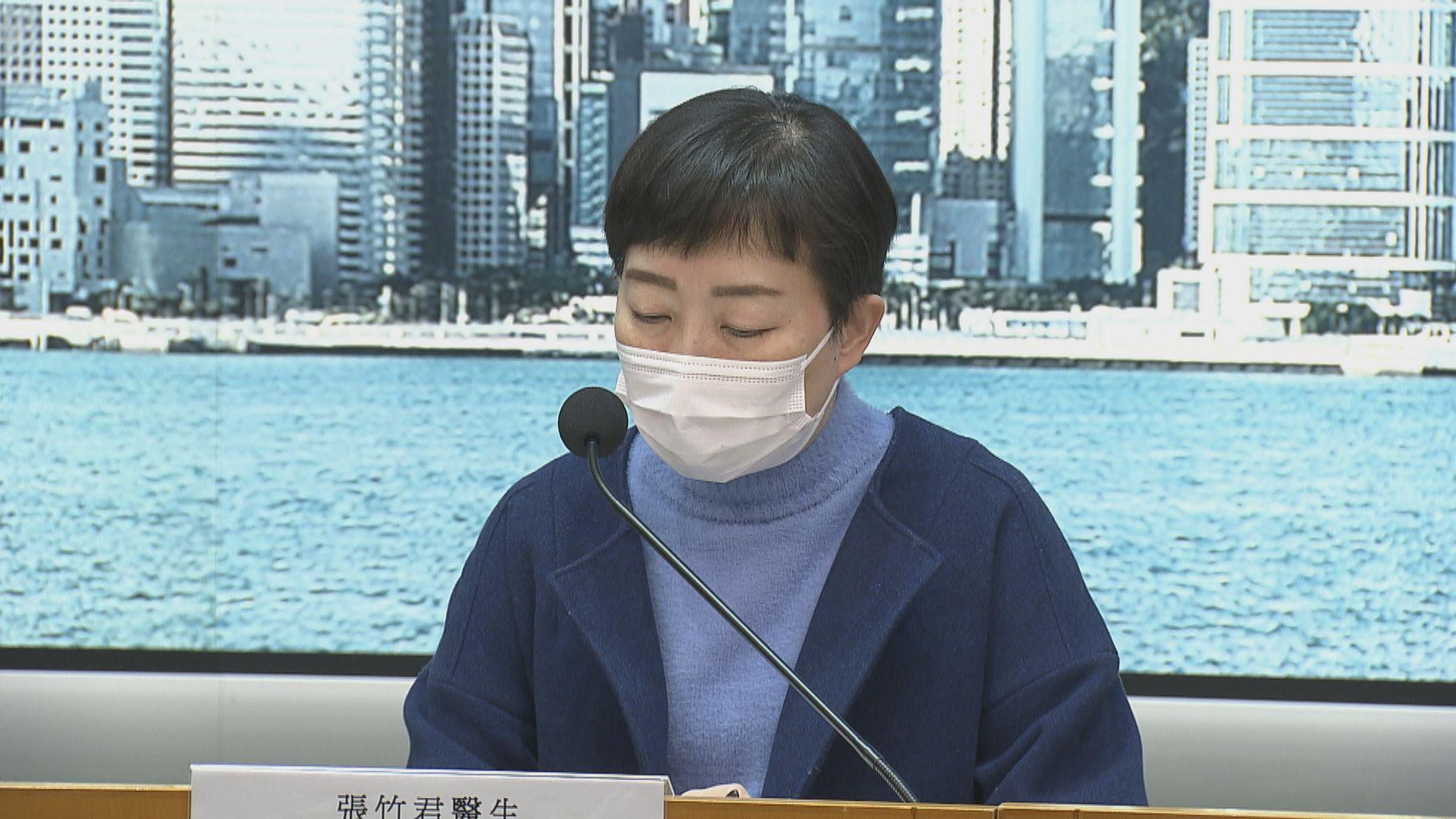 本港新增61宗確診 24人居於油尖旺區