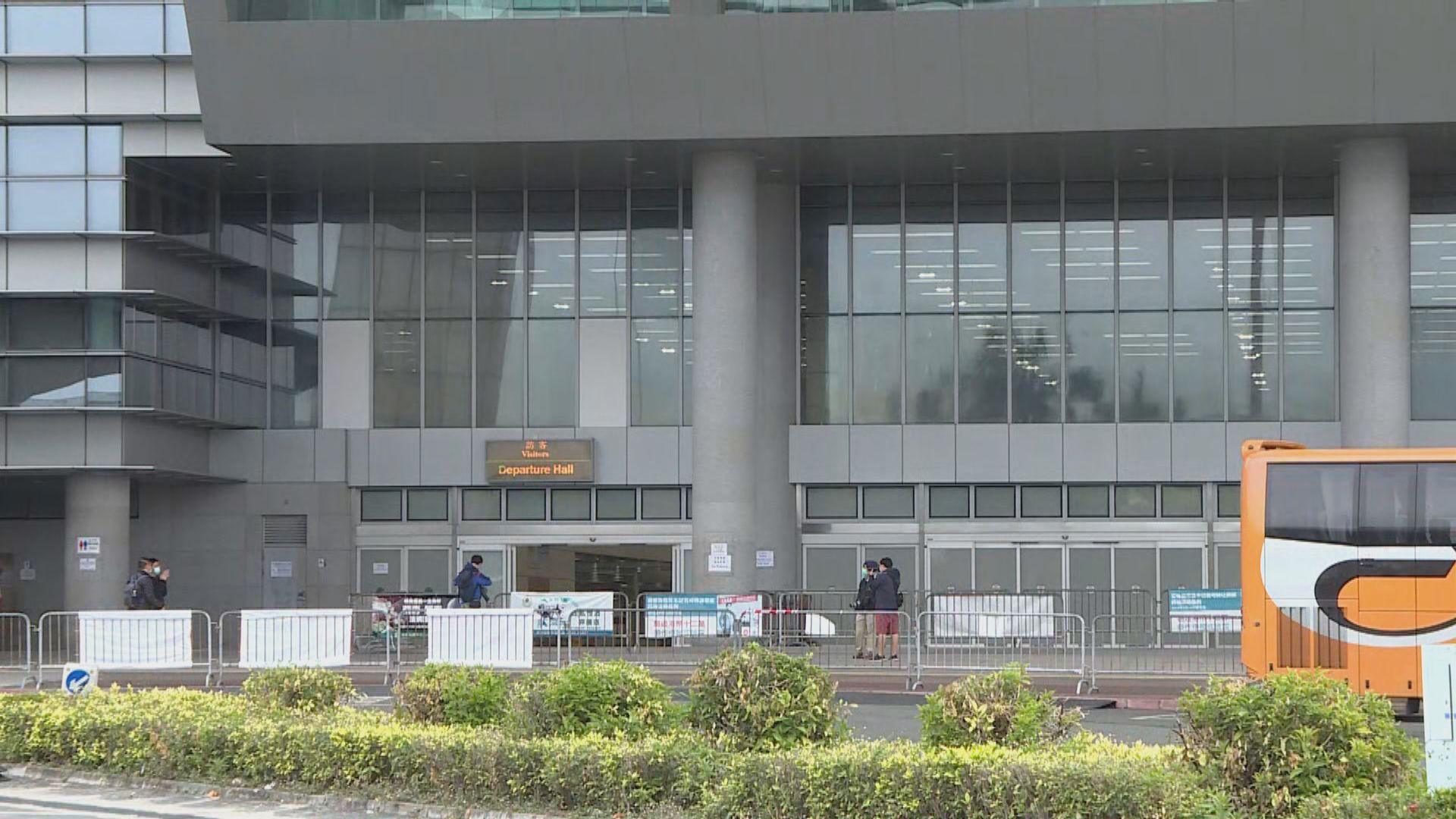 一名商務免檢疫男子早前由深圳返港今確診 列作本地源頭不明個案