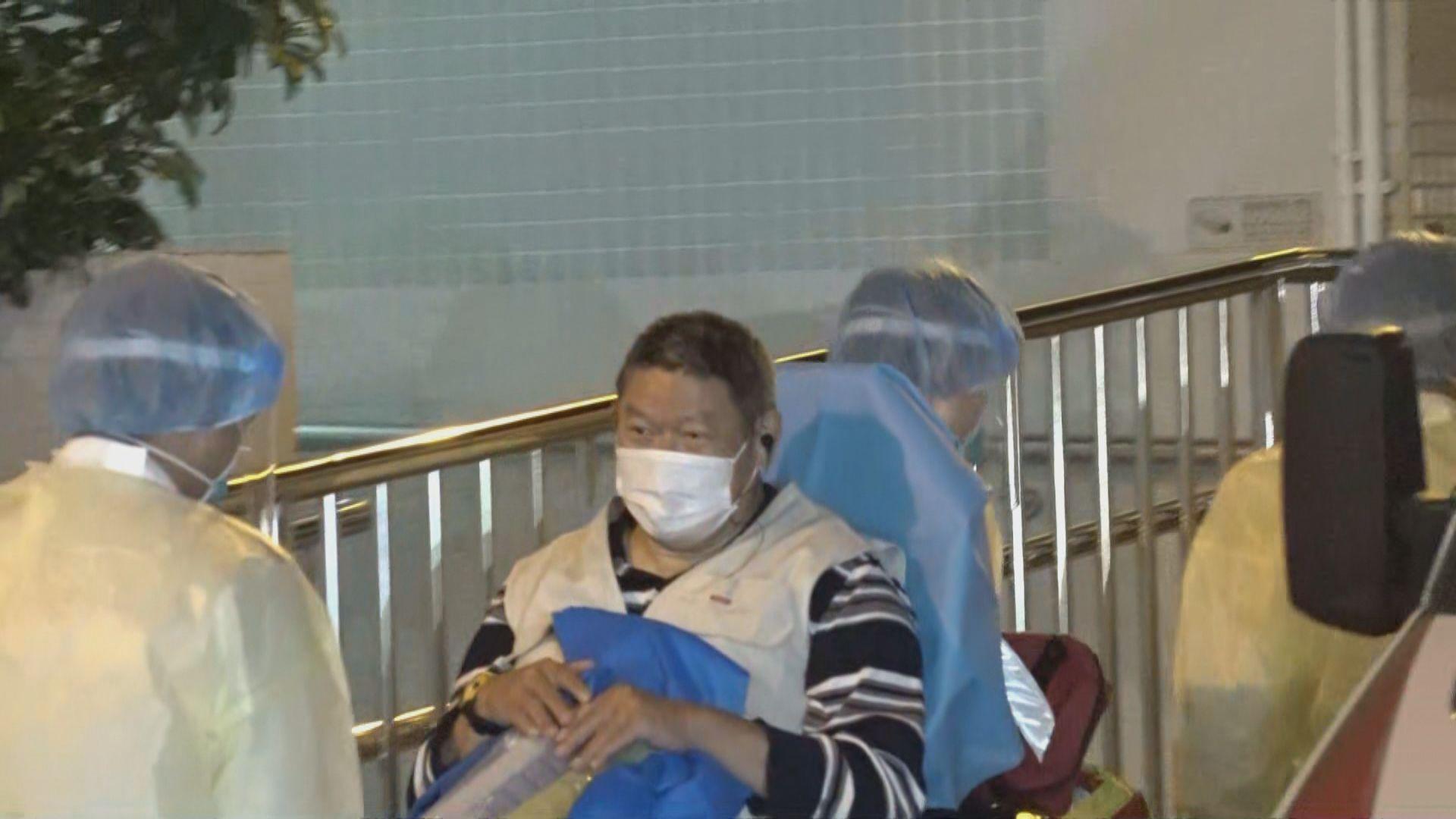觀塘殘疾人士院舍員工初步確診 院友及員工陸續檢疫