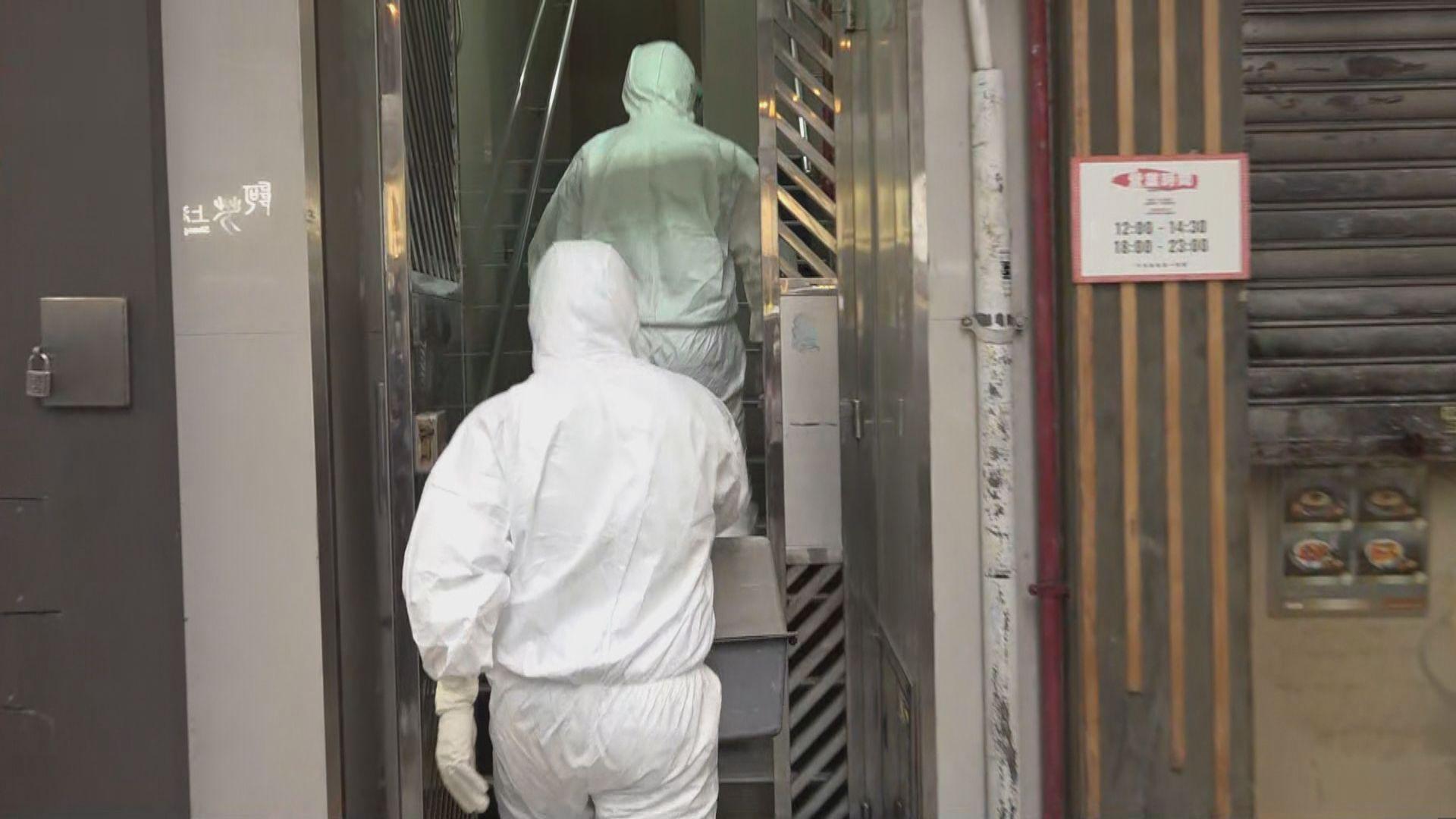 消息:涉變種病毒確診 患者外地抵港已完成21日檢疫