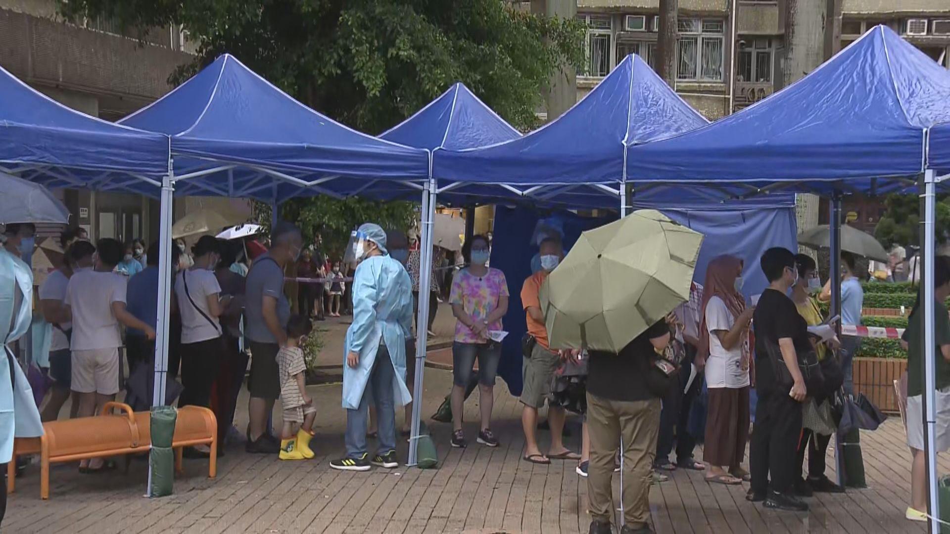 大埔有污水樣本驗出新冠病毒且數量甚高 多個屋苑強檢