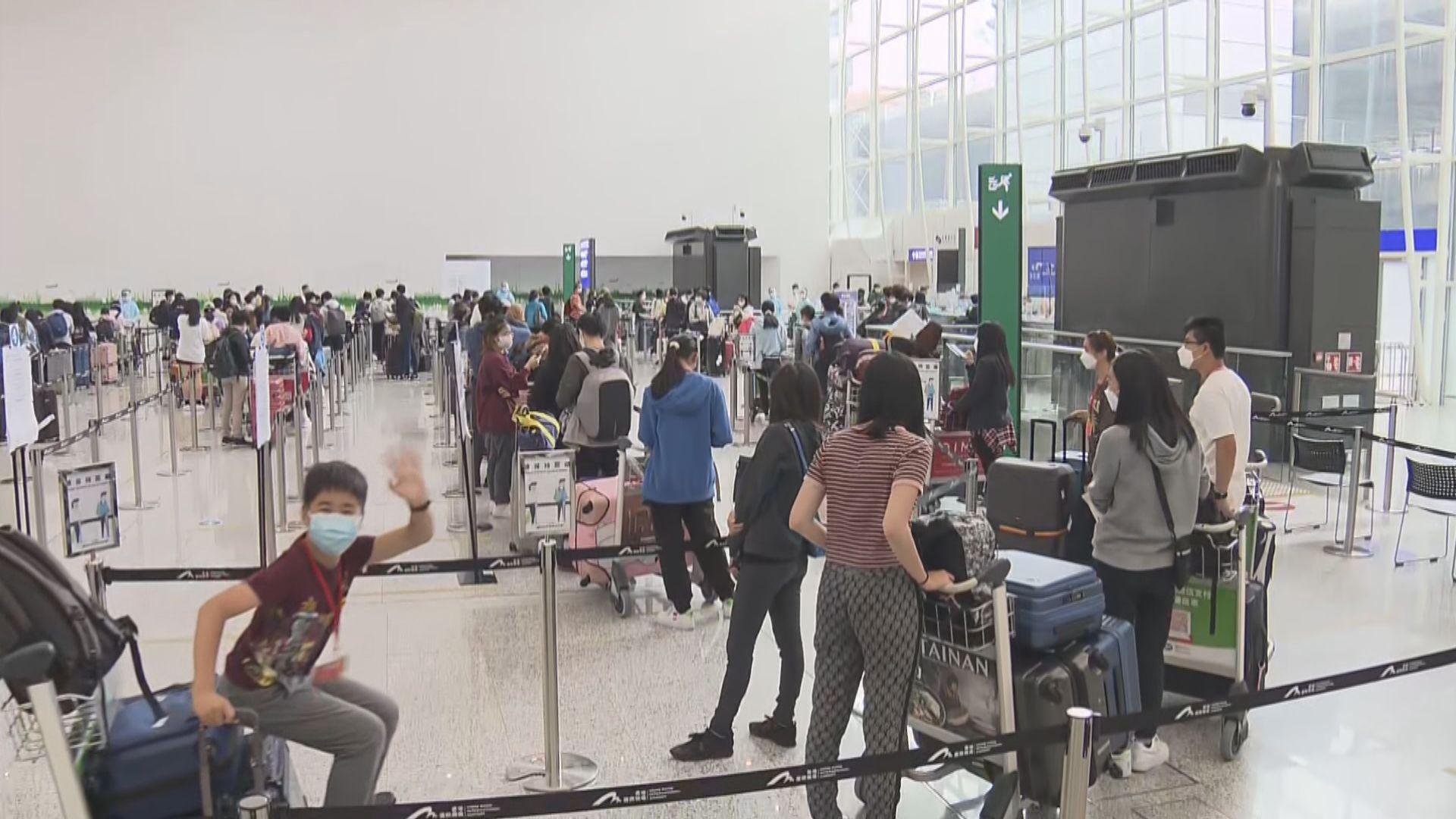 美國抵港男子染疫 離港前住黃大仙須強檢