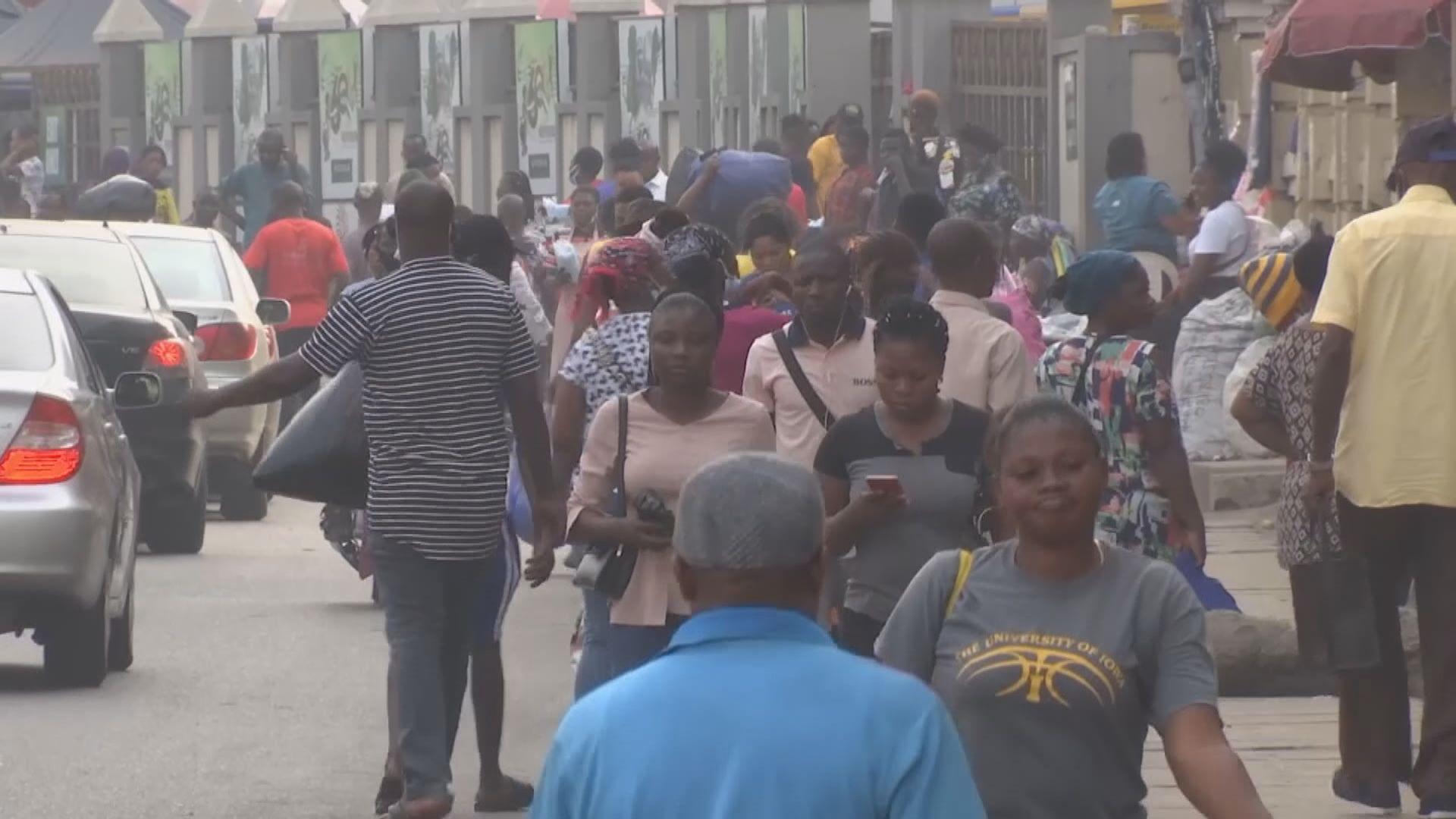 非洲尼日利亞變種新冠病毒株與英國及南非不同