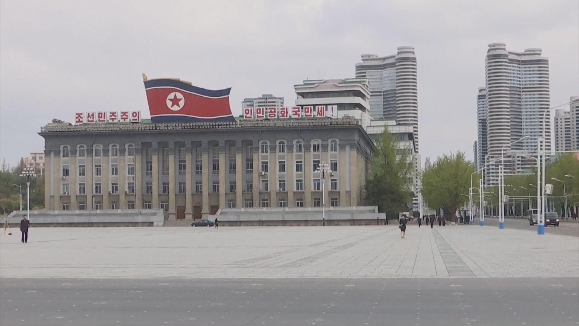 北韓再上調防疫級別至最高的「超特級」