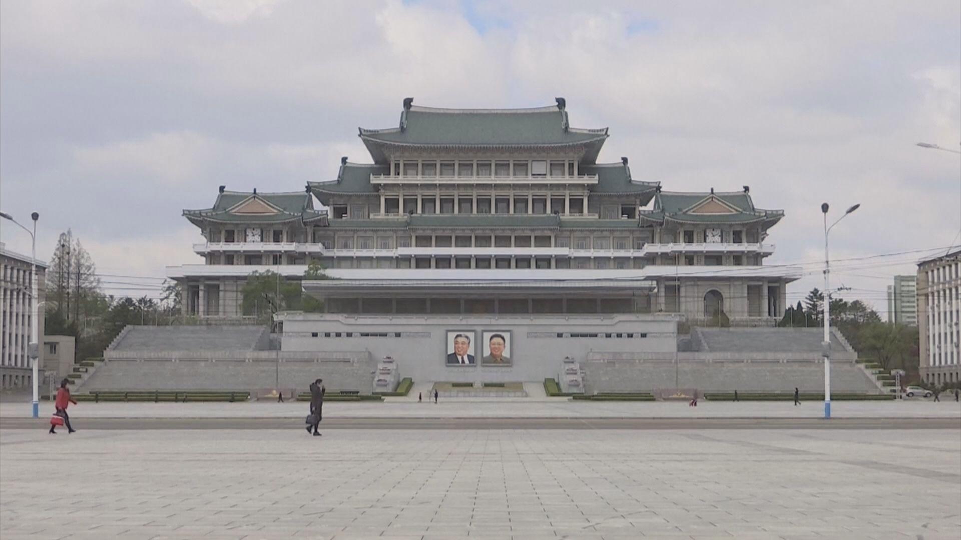 北韓稱正研發新冠疫苗並進入臨床階段