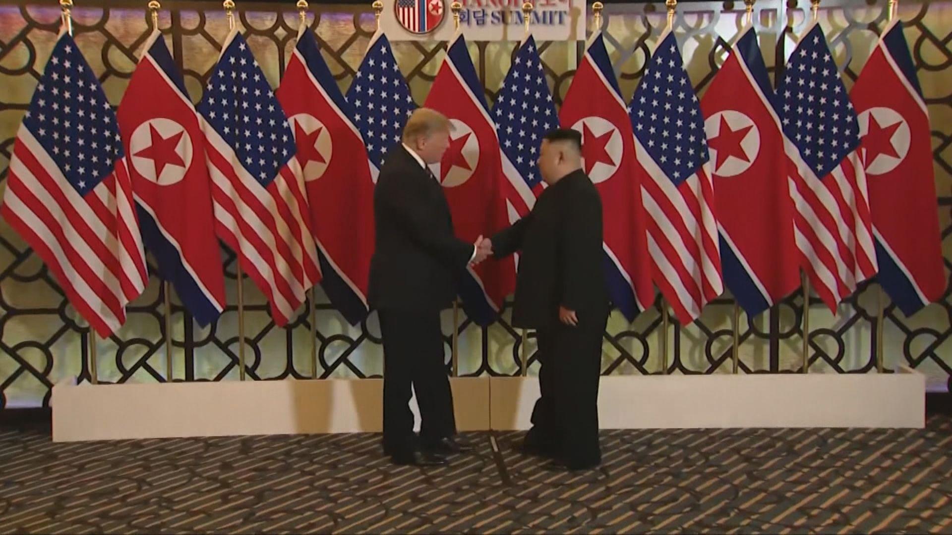 特朗普致函金正恩稱願協助北韓抗疫