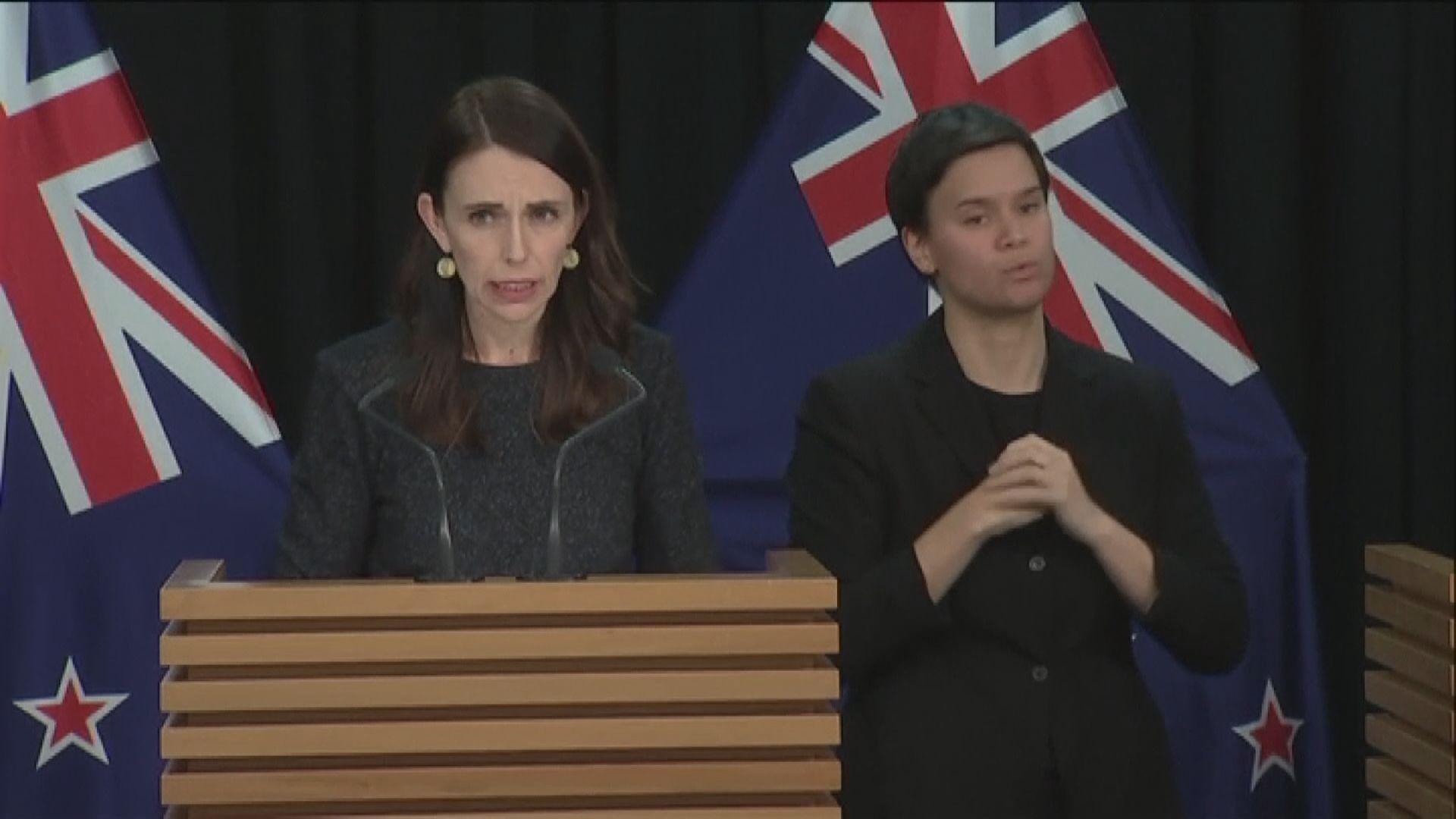新西蘭相隔102天再有本土感染病例
