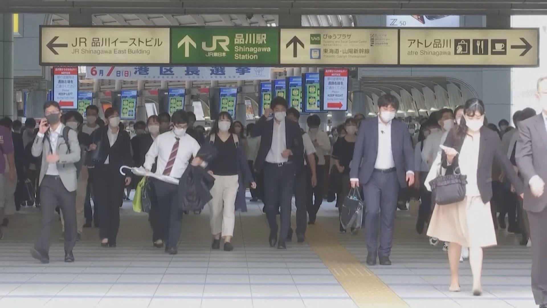 東京都新增3177宗確診個案 破單日疫情紀錄