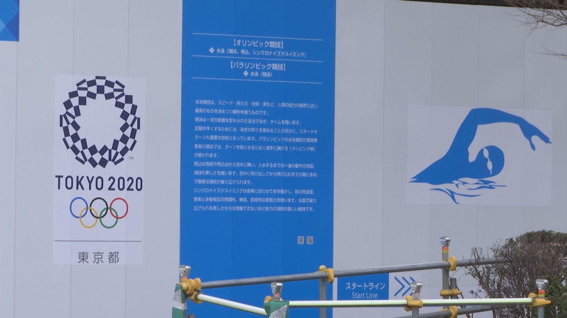 安倍:奧運不會因疫情延遲或取消