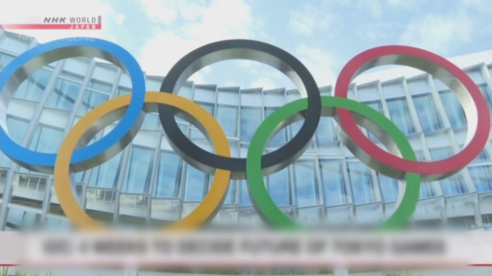 加國澳洲指若奧運如期舉行不會派人參加