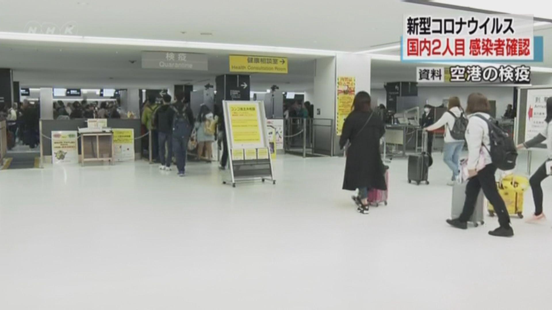 日韓新型冠狀病毒個案增至兩宗 患者來自武漢