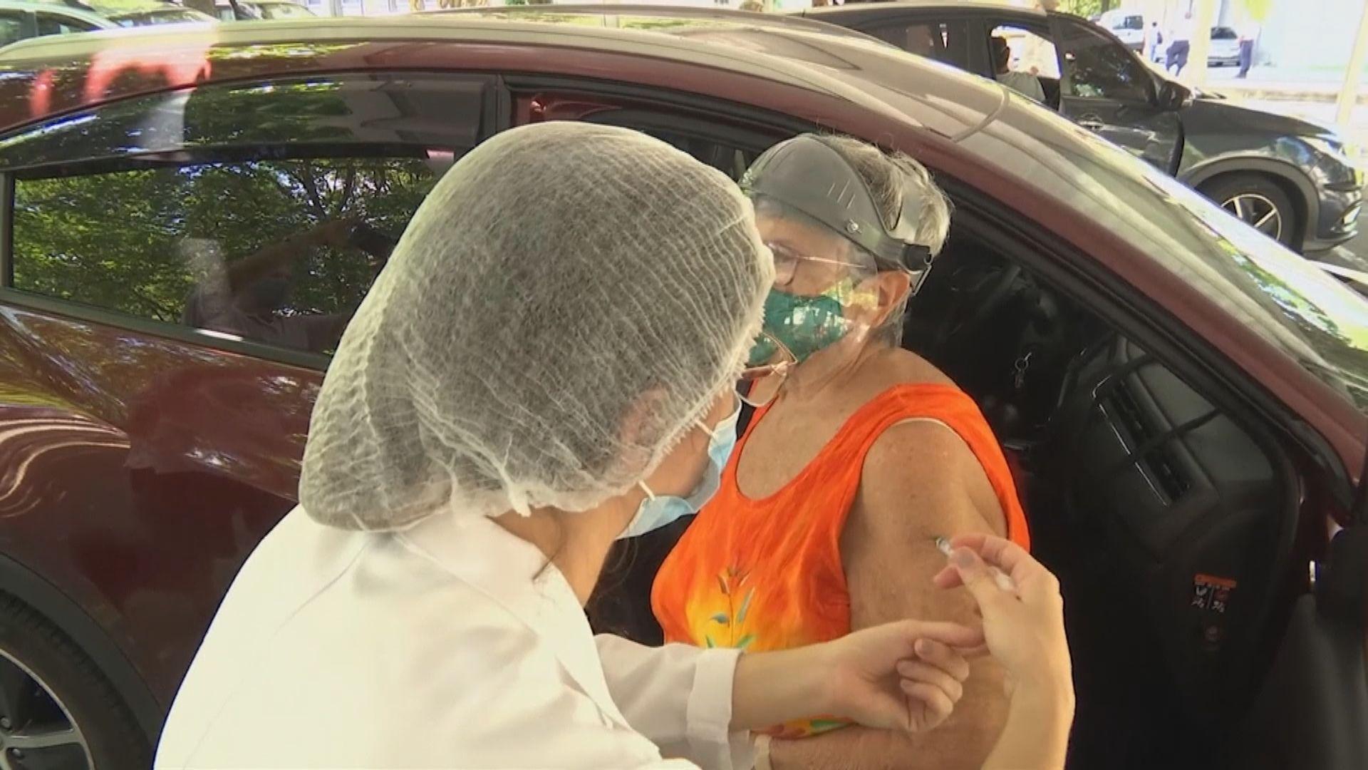 研究指阿斯利康疫苗對巴西變種病毒有效