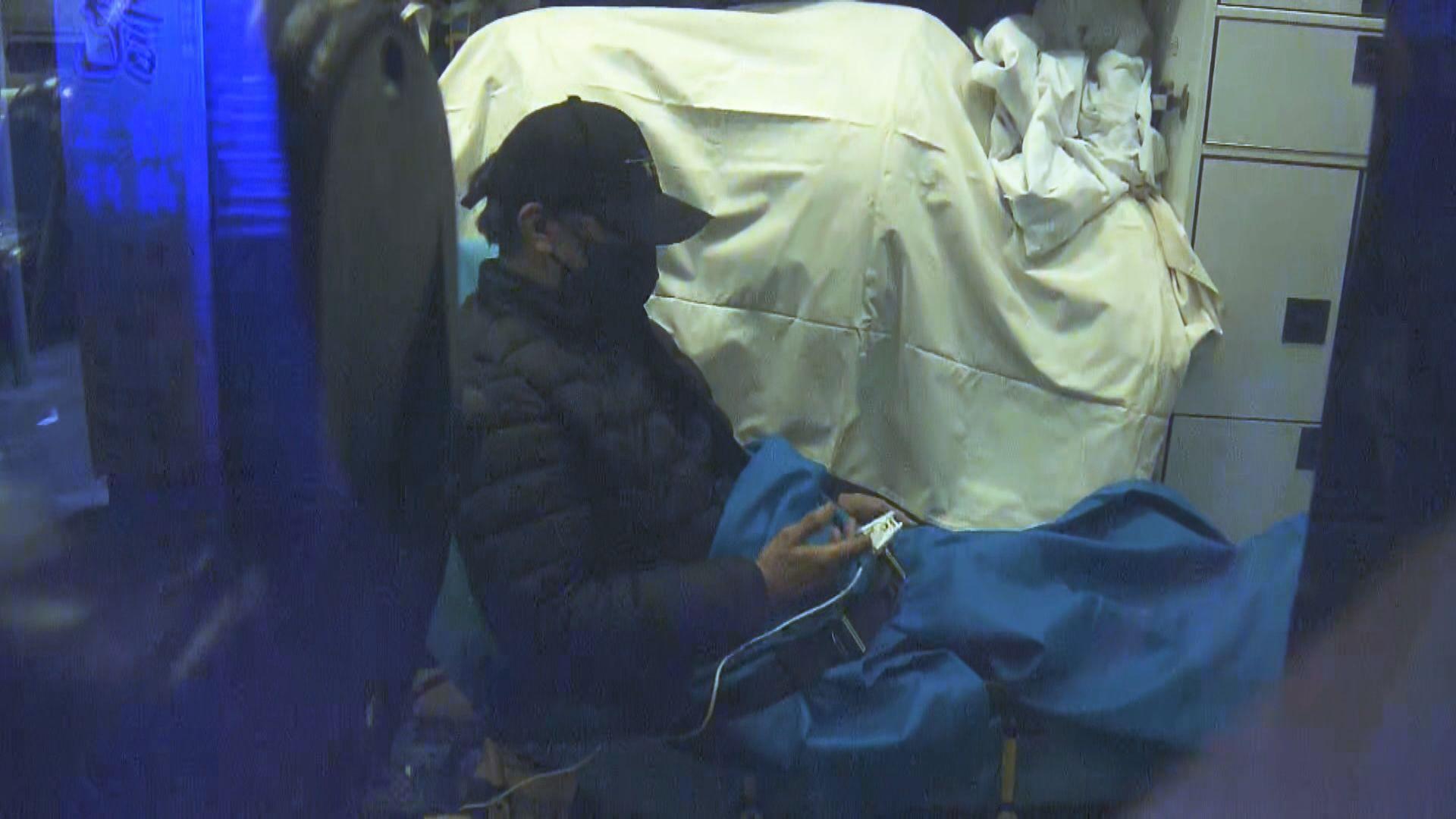 院方指李運強情況穩定 已加強隔離病房樓層保安