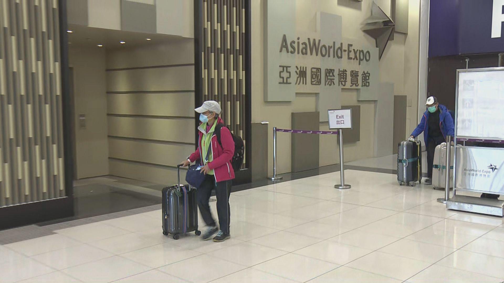 秘魯返港旅客至少5人初步確診 部分人無病徵
