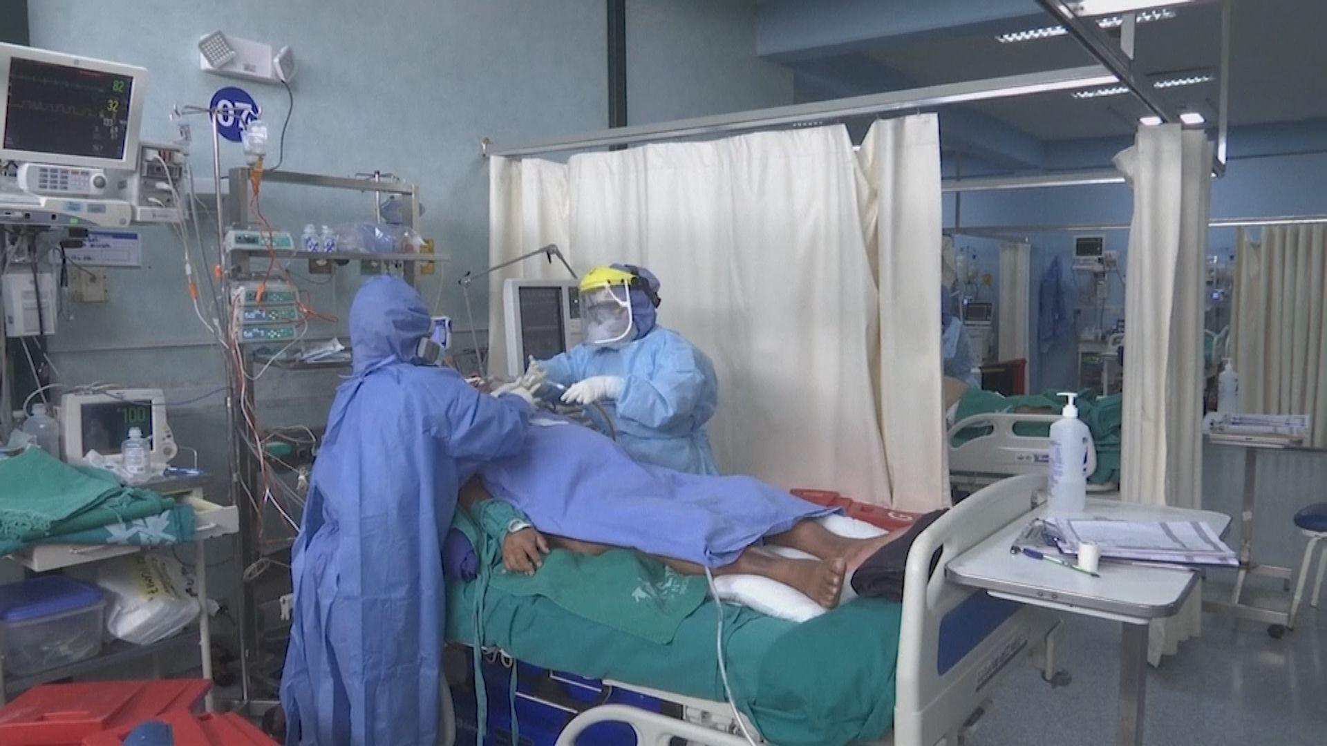 秘魯修訂死亡個案認定標準 逾18萬人染疫亡