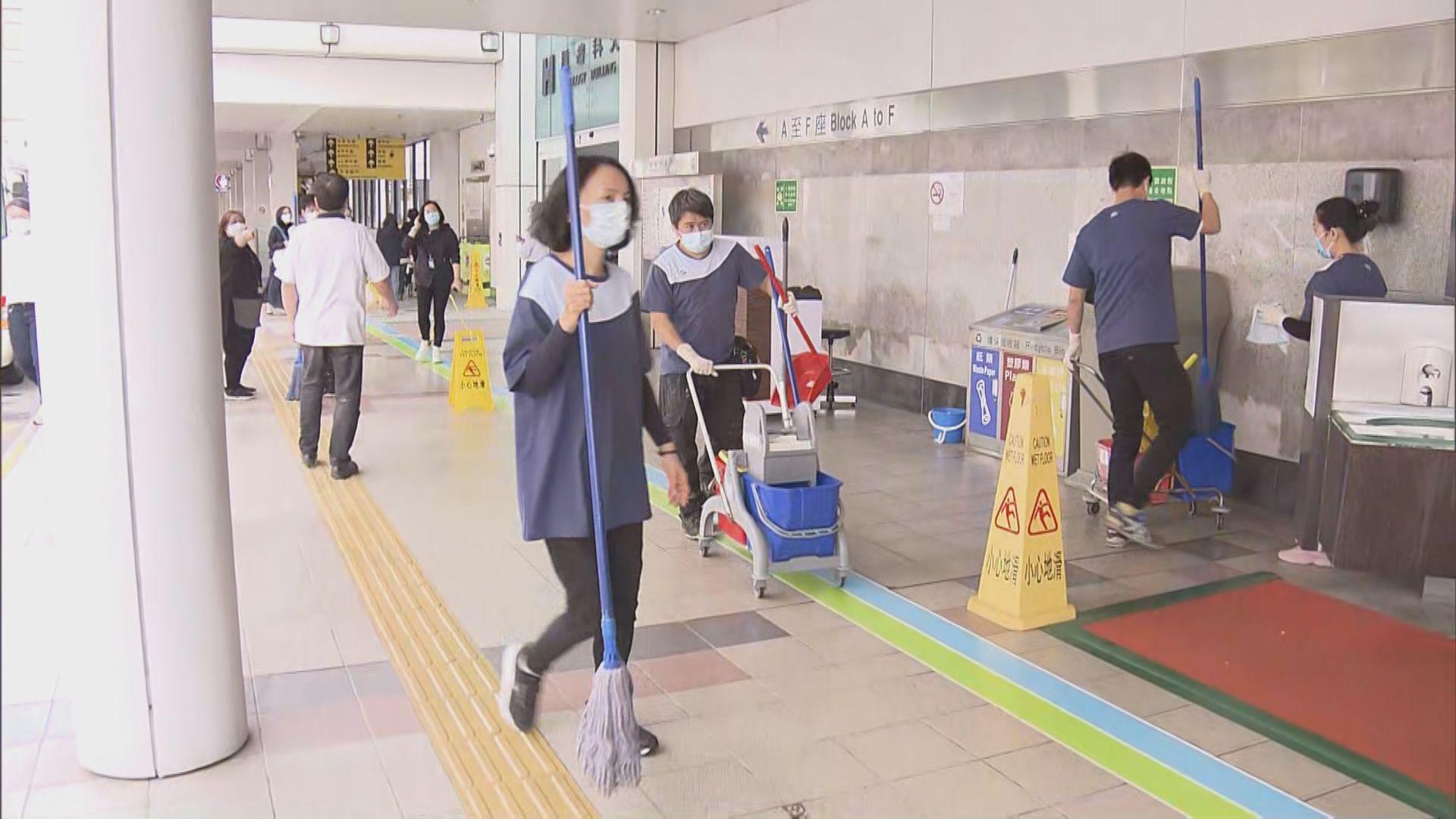 瑪嘉烈醫院日間內科病房爆疫 曾經前往人士須強制檢測