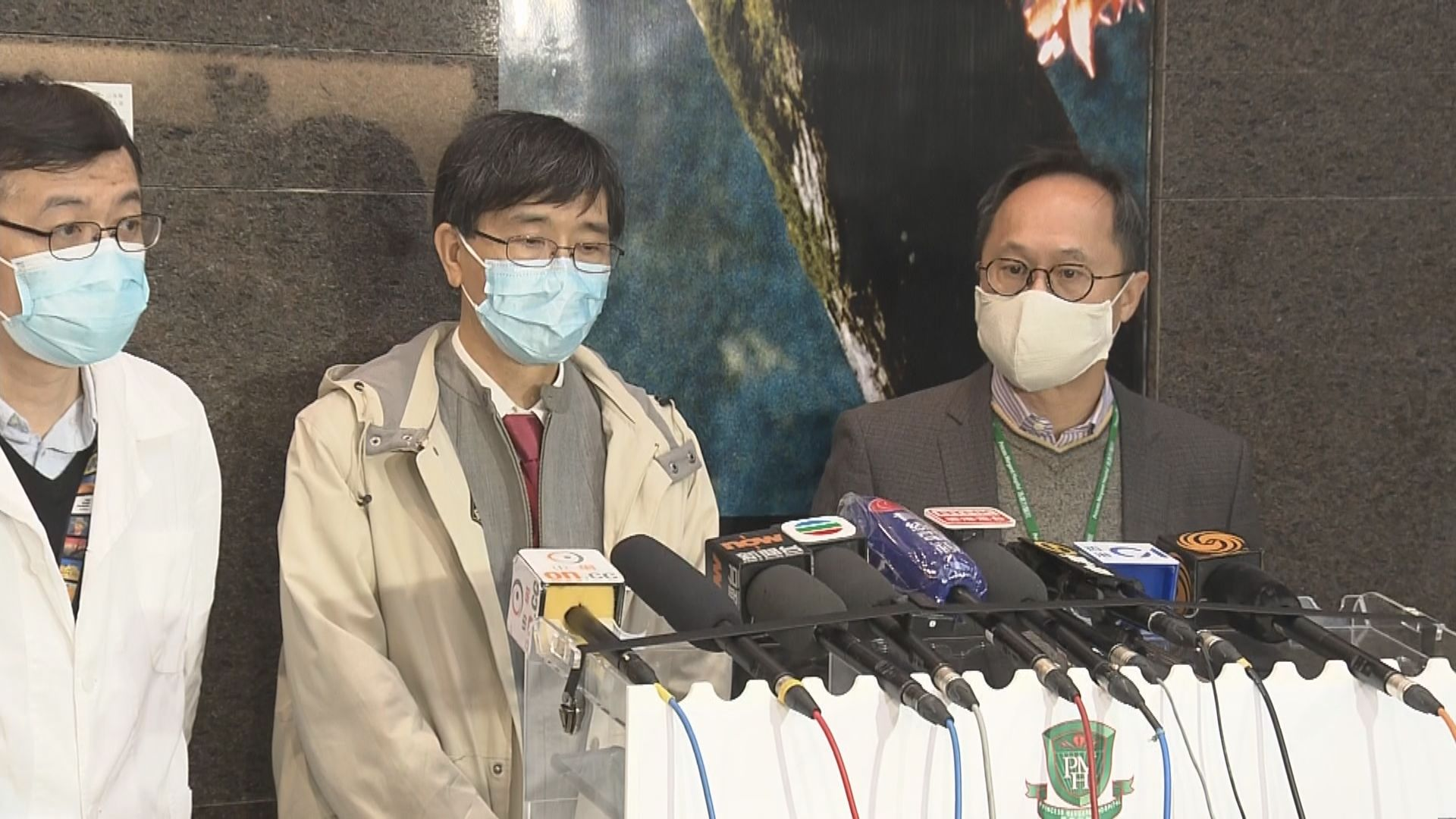 袁國勇:首位確診者體內病毒量高 容易感染其他人