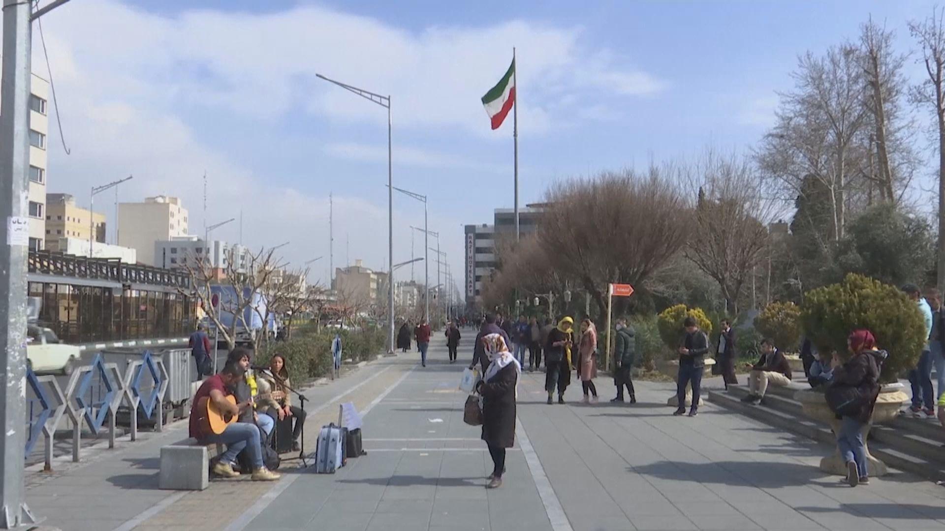 美國稱願助伊朗抗疫 伊朗:荒謬