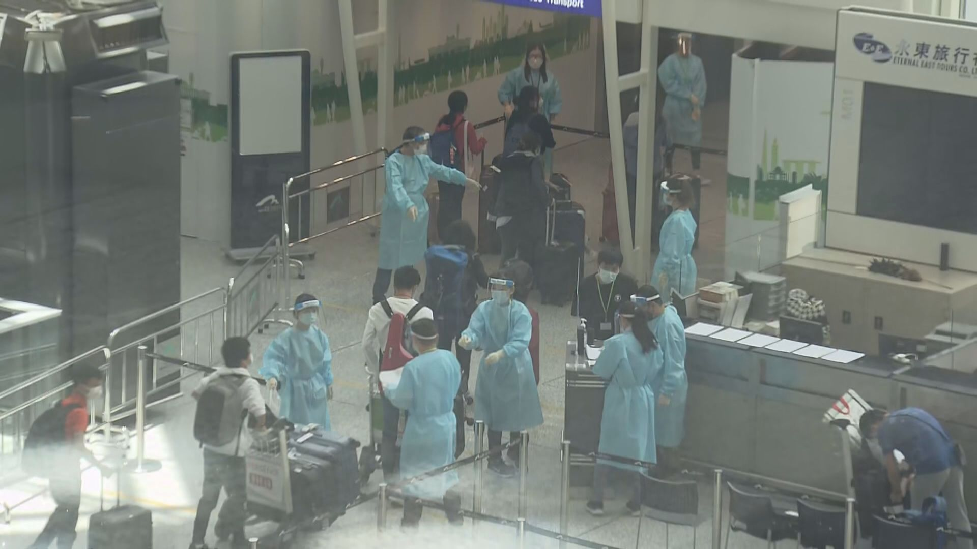 政府周五起收緊16個海外地區抵港人士檢疫要求