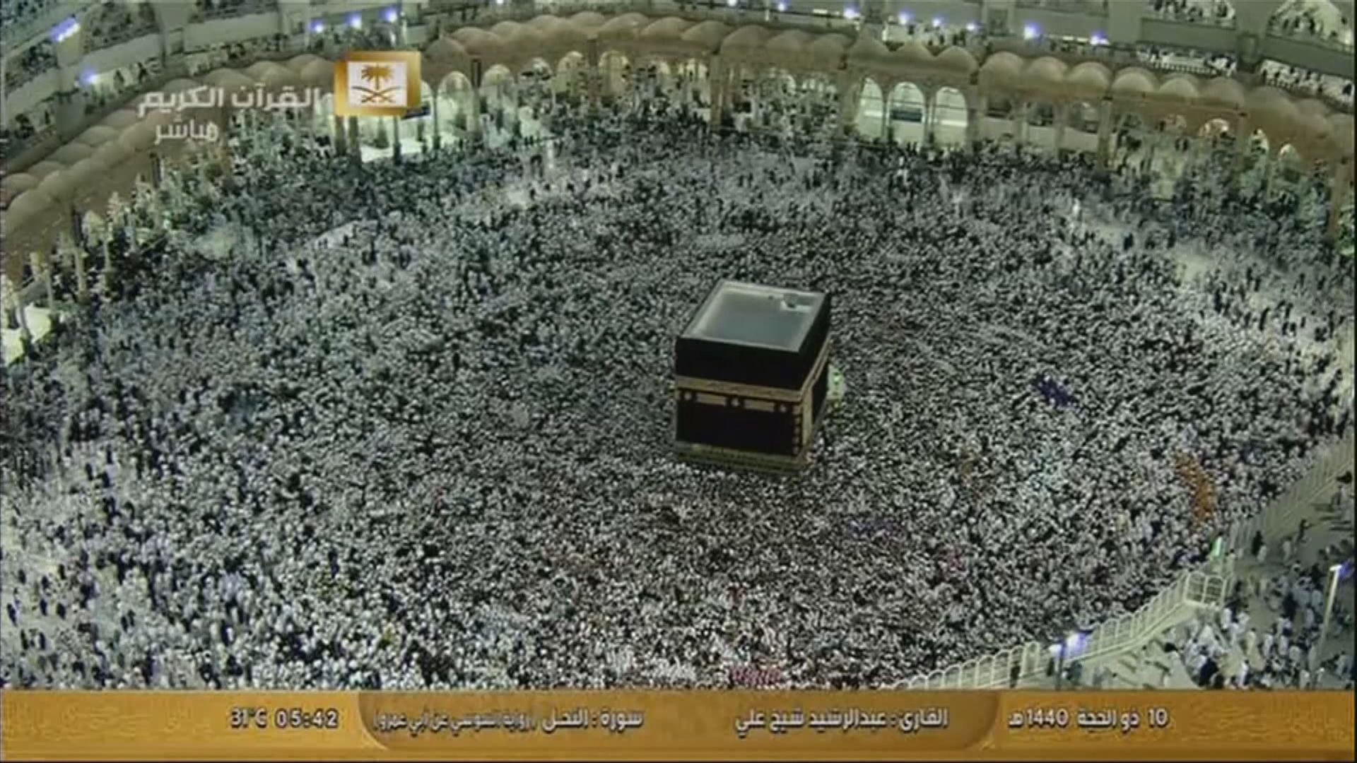 齋戒月期間多地關閉清真寺防民眾聚集