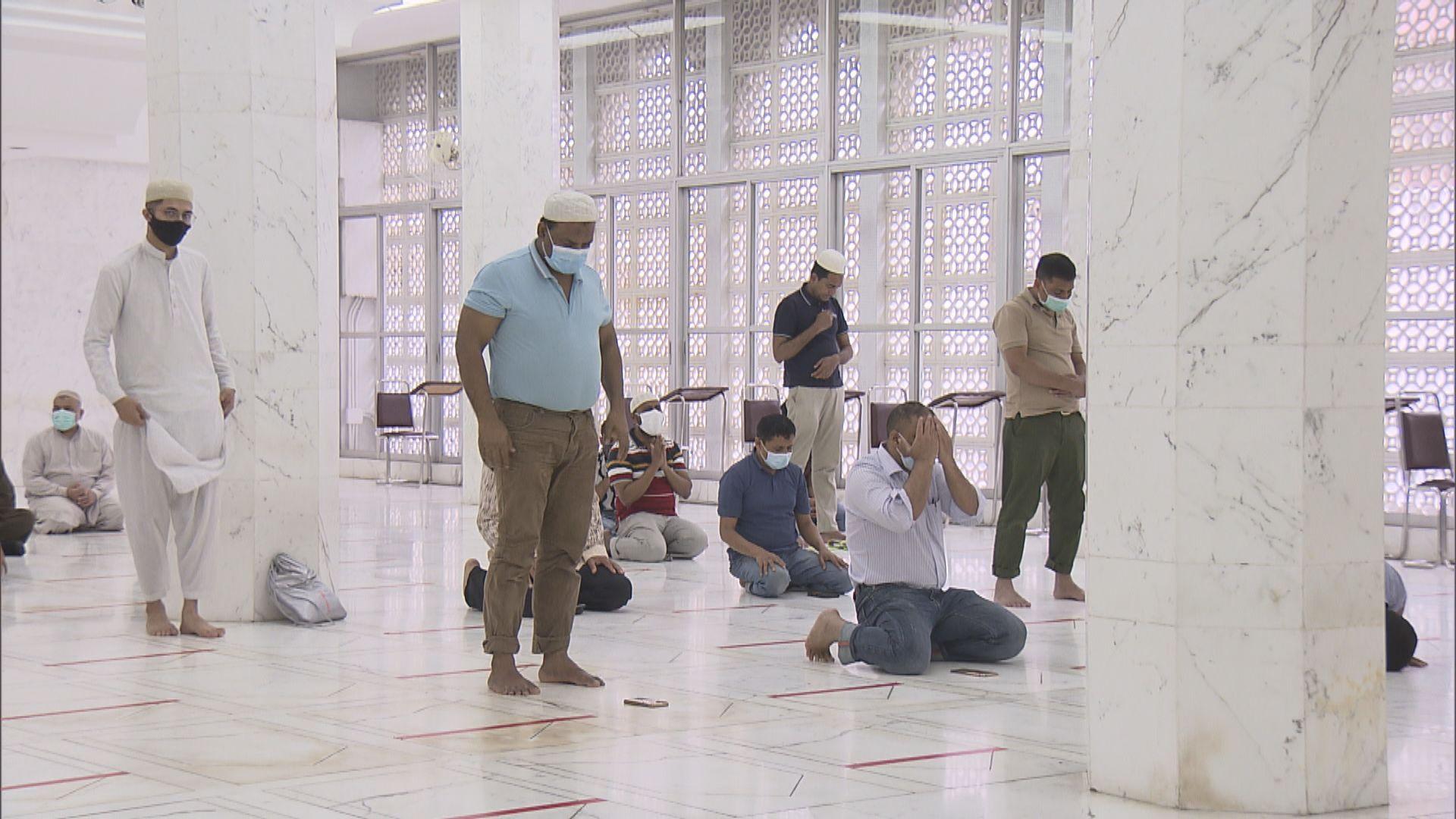 宗教聚會放寬限制 清真寺增設祈禱時段疏導人流