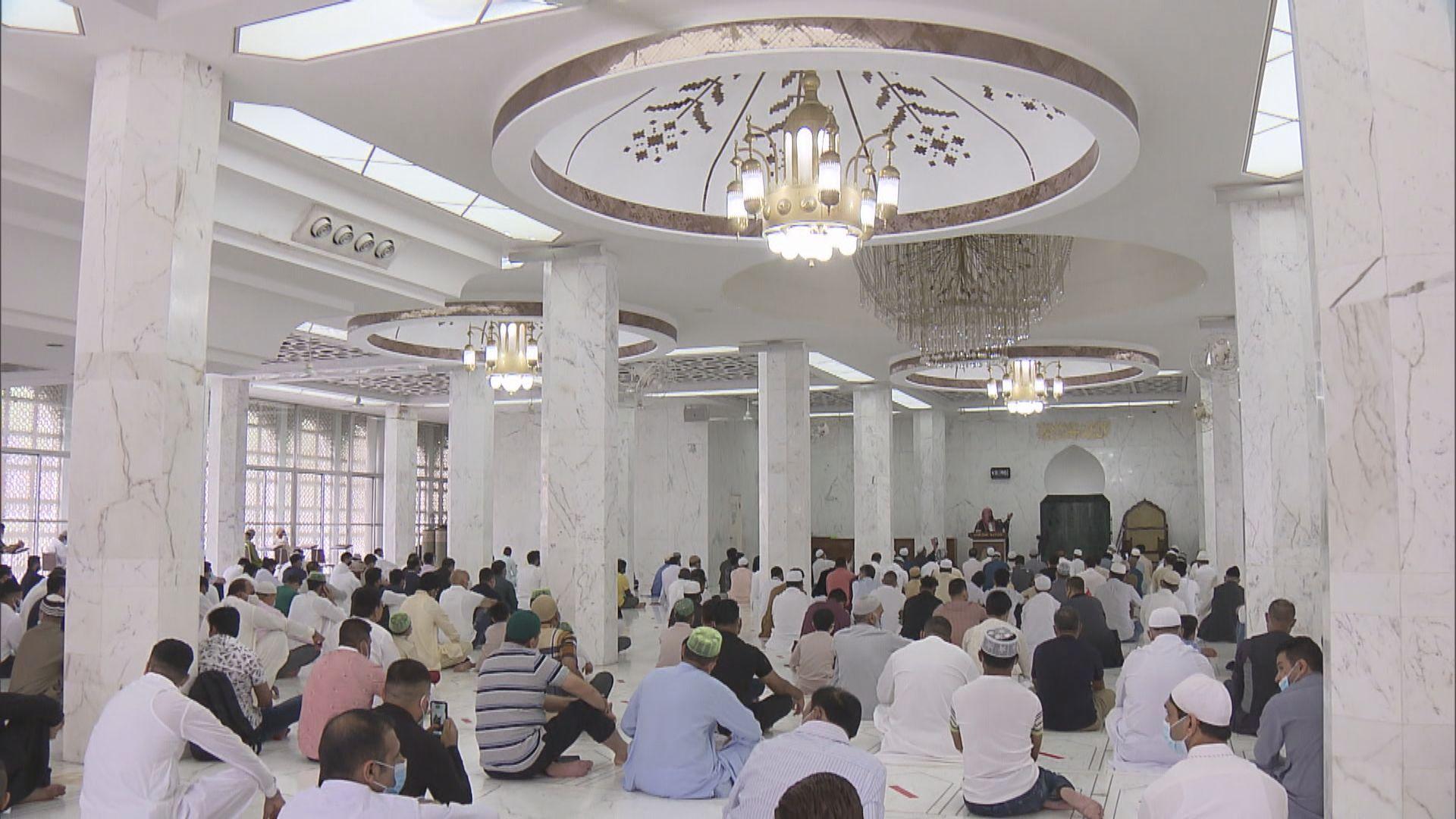 九龍清真寺重開 不提供聚餐