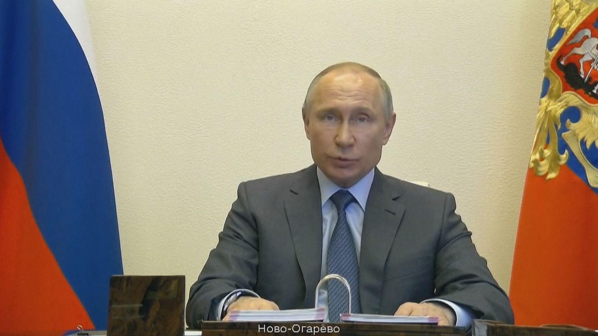 分析指若俄羅斯疫情失控將衝擊普京管治威信