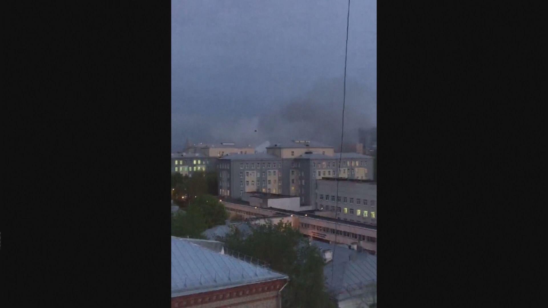 俄羅斯治療新冠患者醫院大火最少一死