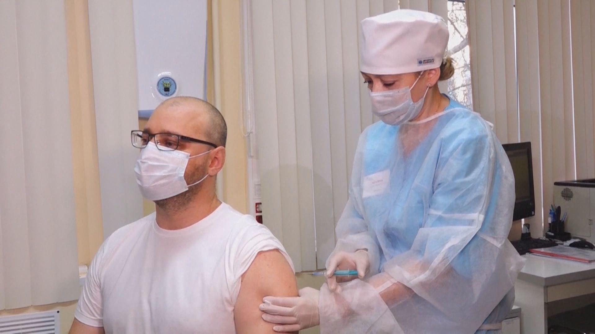 莫斯科為疫苗接種者推出汽車抽獎