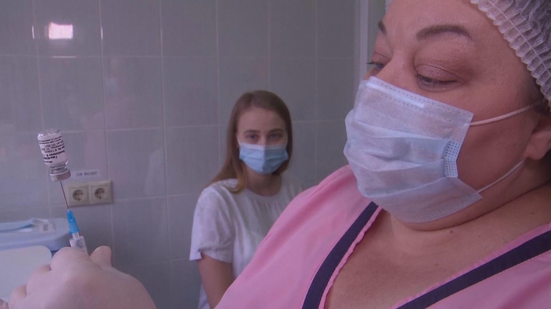 俄羅斯單日新增逾3萬6千宗確診 死亡人數再創新高