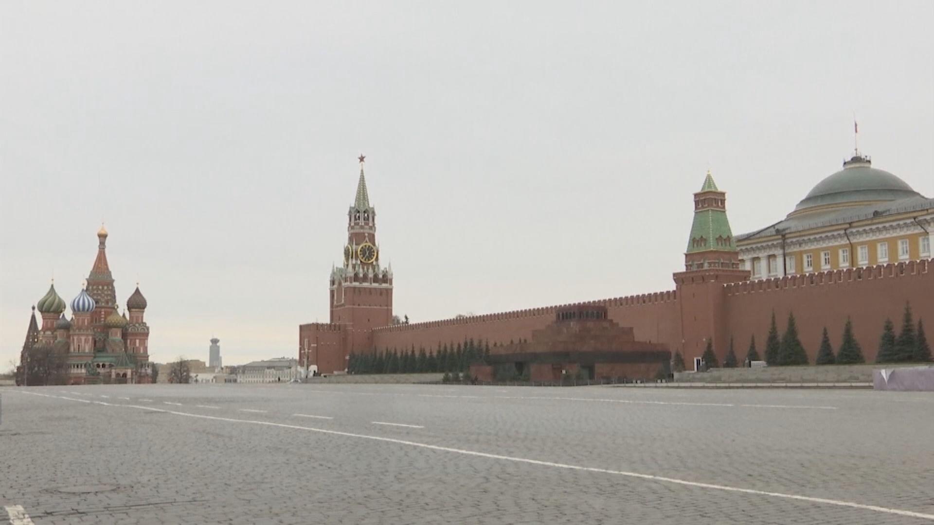 俄羅斯單日新增近六千宗確診個案