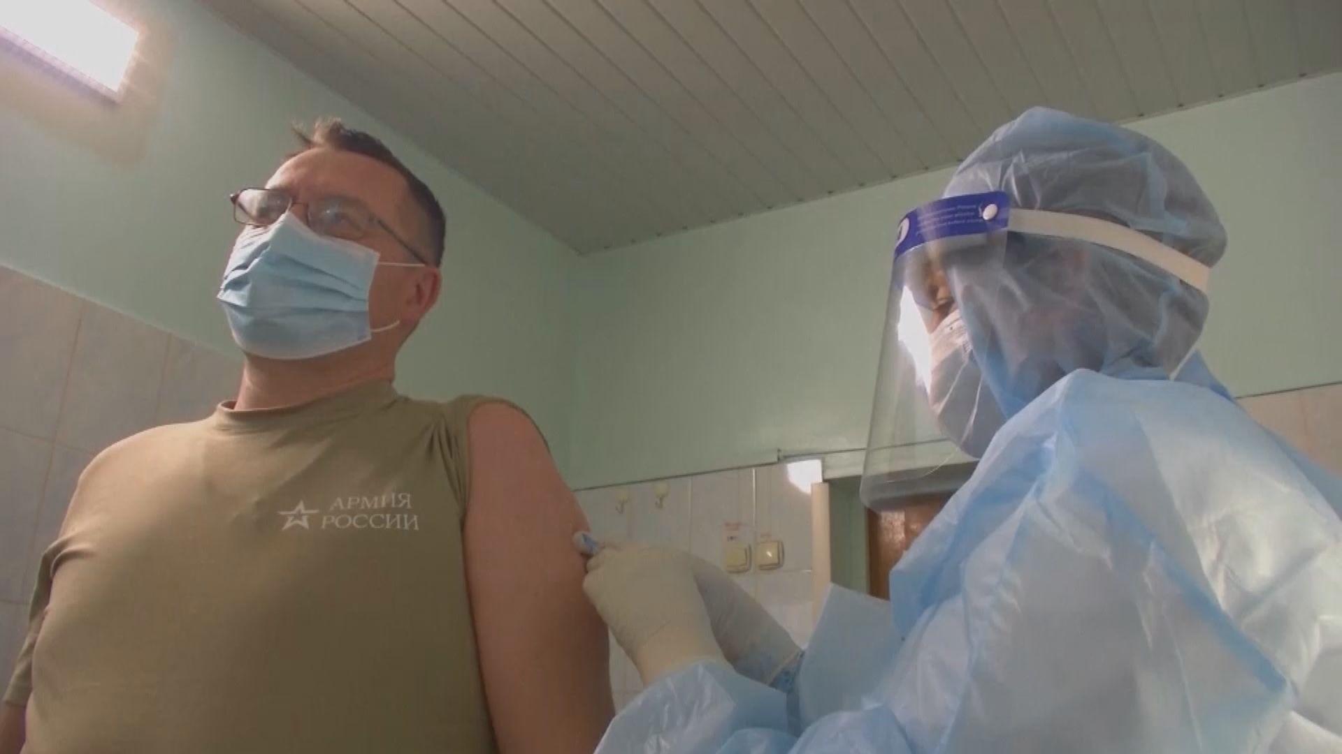 俄超球會辛尼特為球迷免費接種疫苗