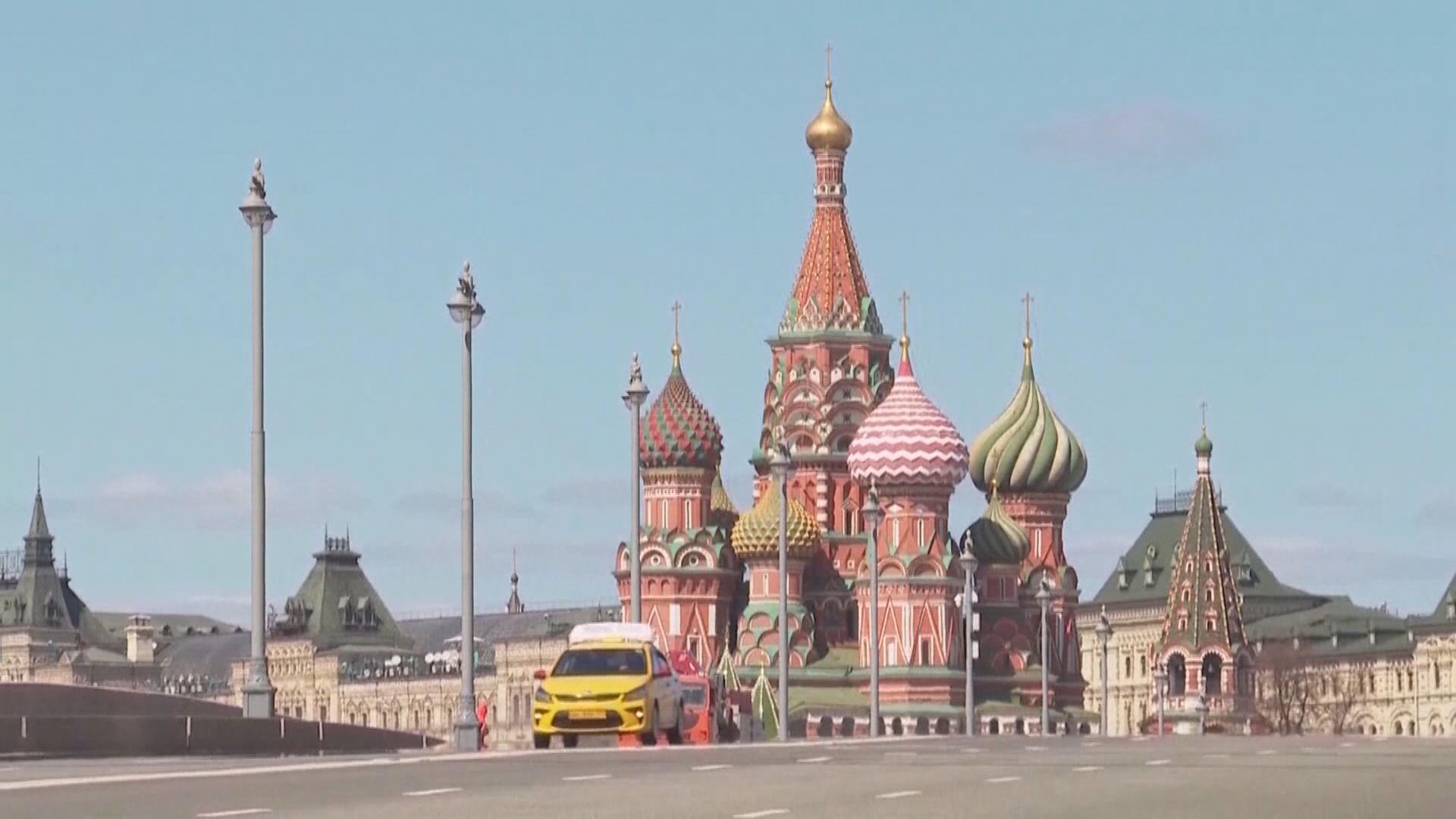 俄羅斯疫情升溫 莫斯科新增確診創新高