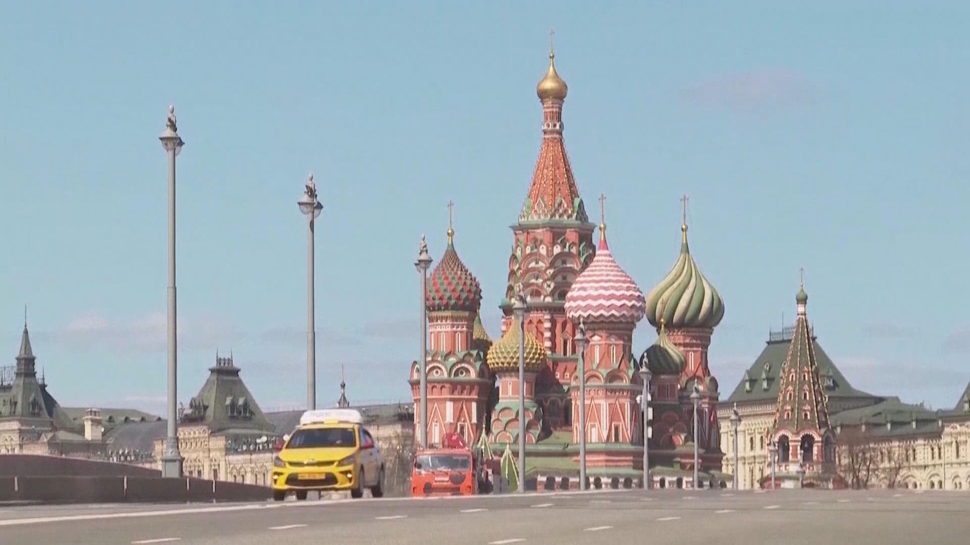 政府周五起將俄羅斯調升至甚高風險地區