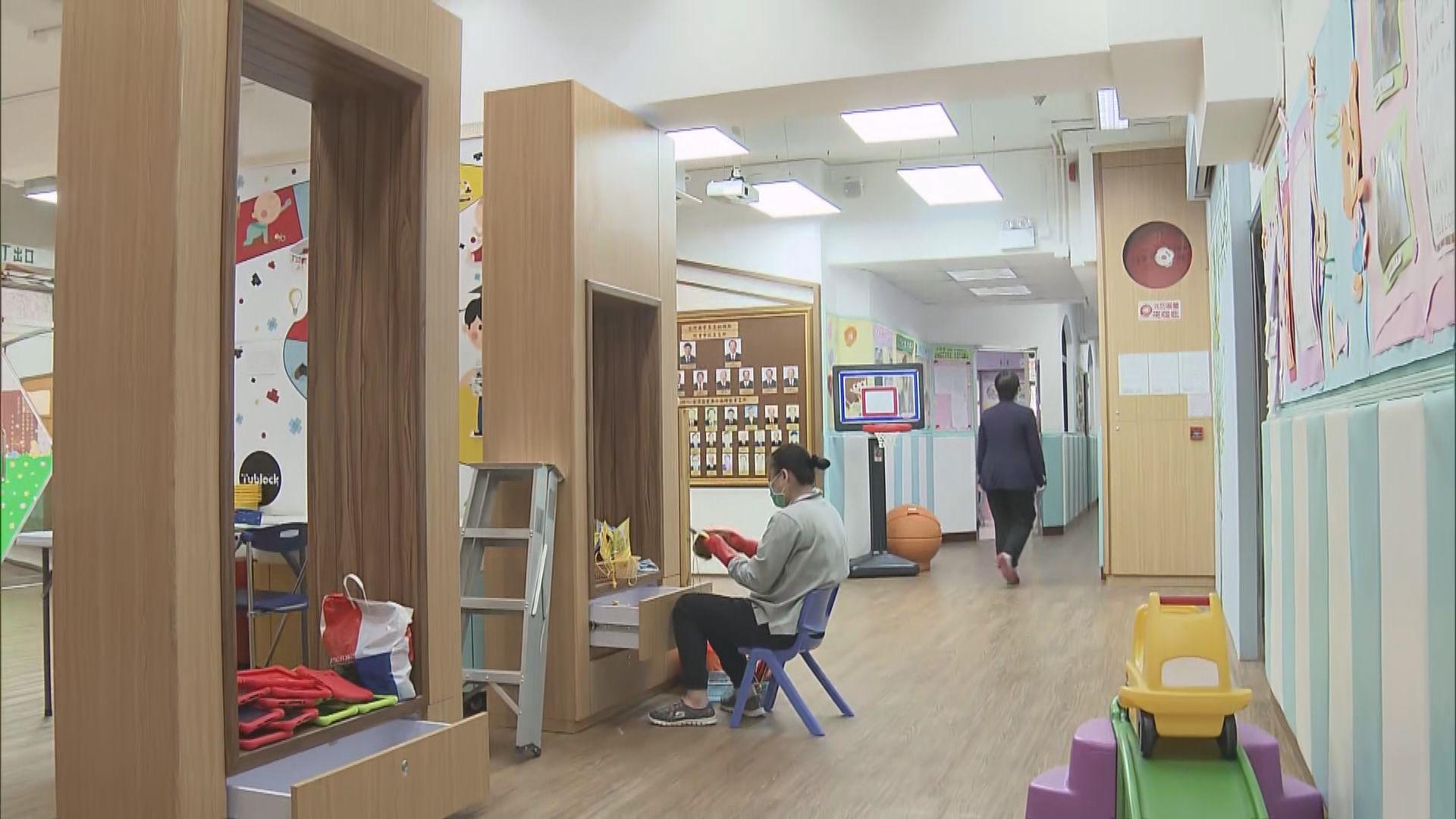 幼稚園業界反映停課令財政壓力越來越大