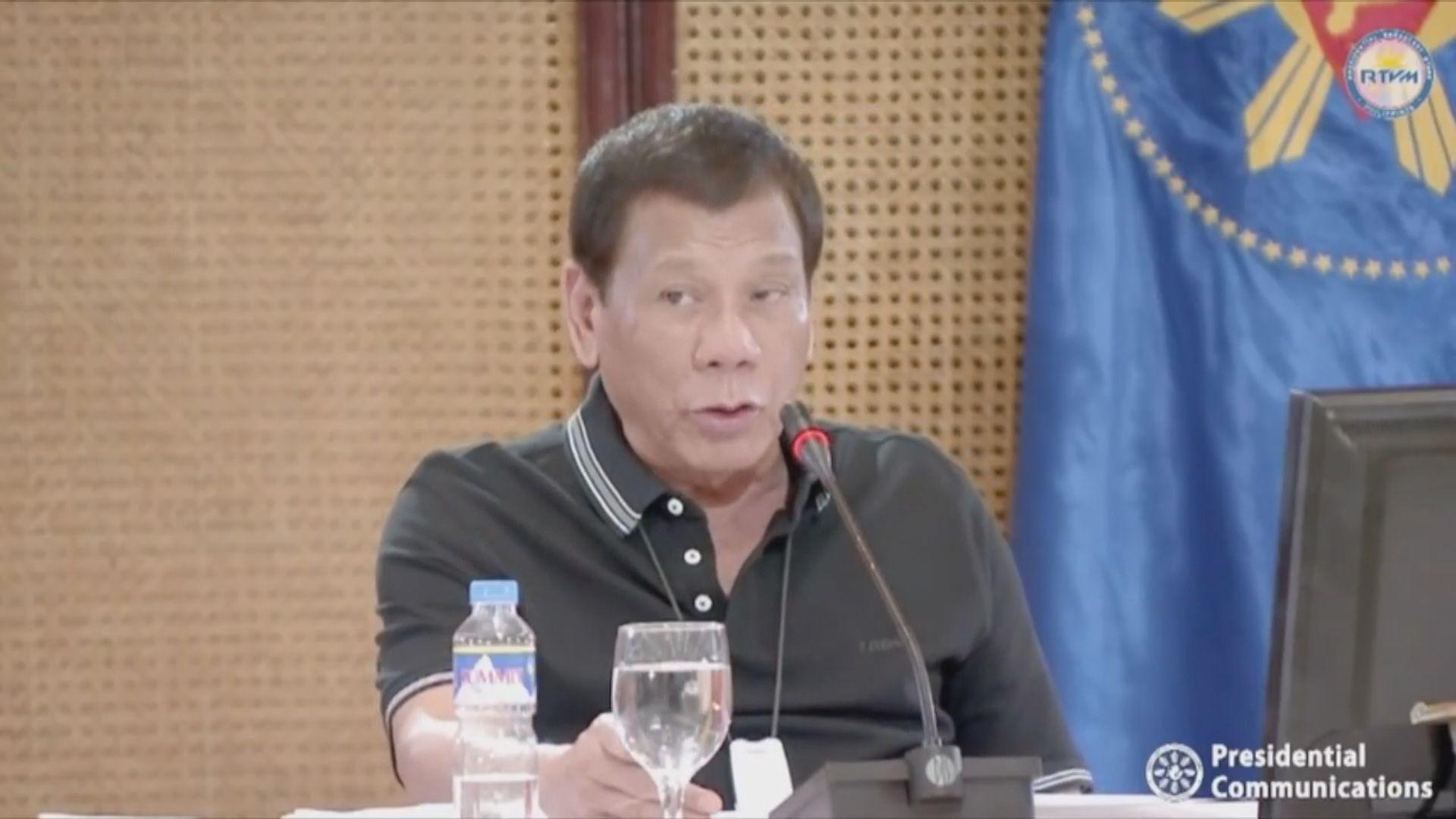 菲律賓呂宋全島採取隔離措施 馬來西亞周三起「封關」