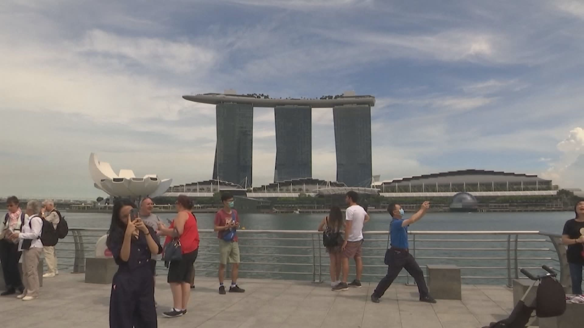 新加坡再增四宗確診個案 累計106宗
