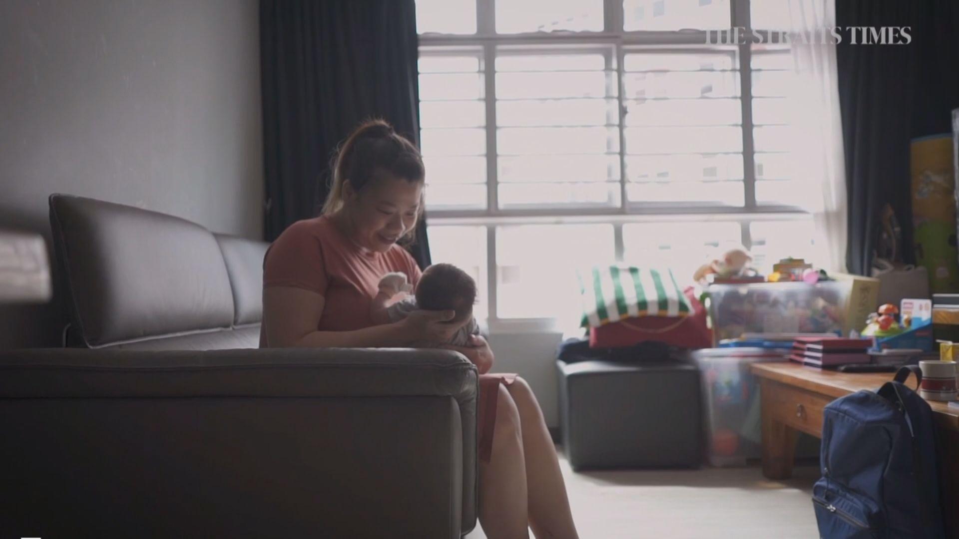 新加坡一名初生嬰兒驗出有新冠抗體
