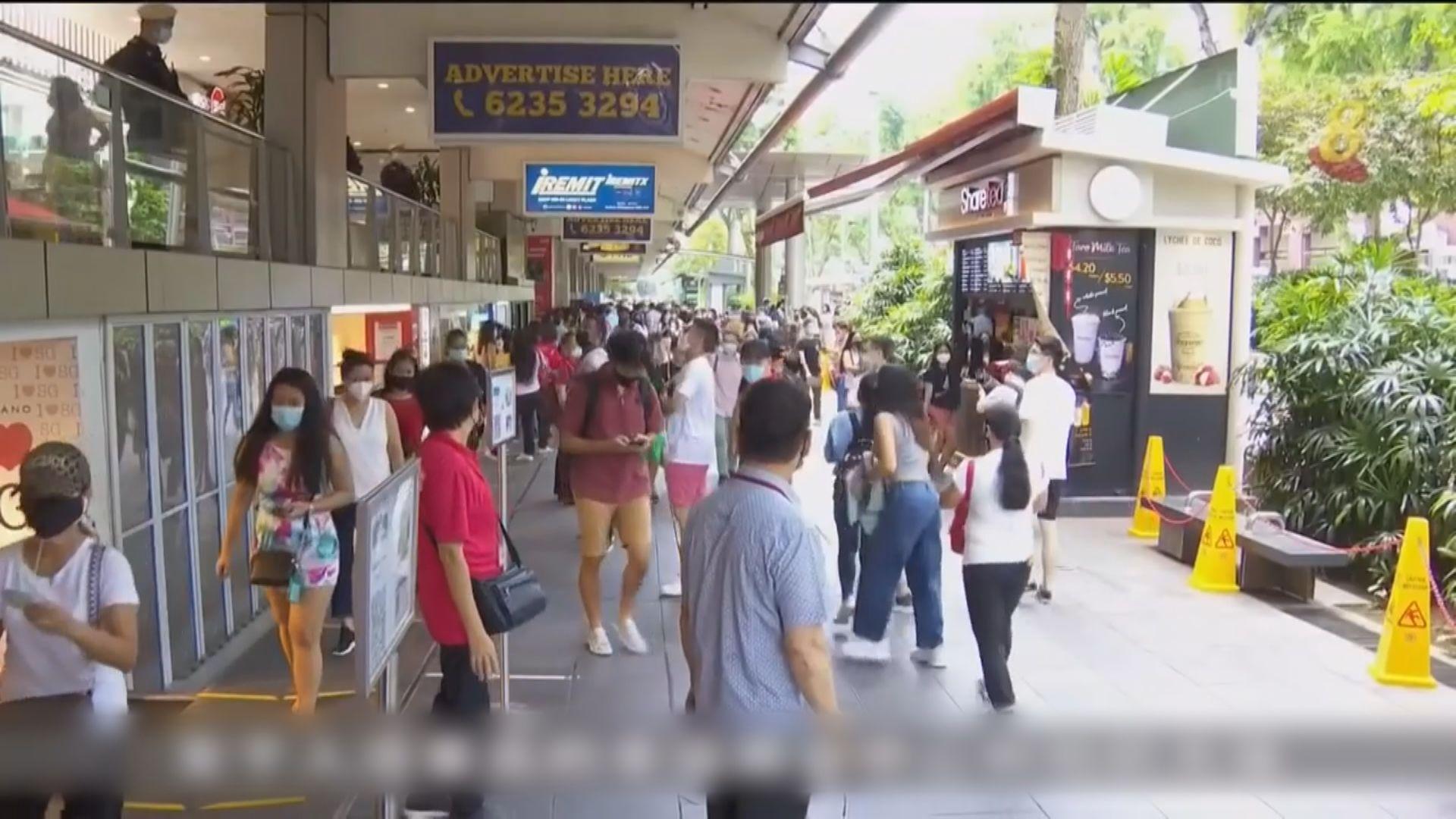 新加坡多34宗確診個案 3宗與陳篤生醫院有關