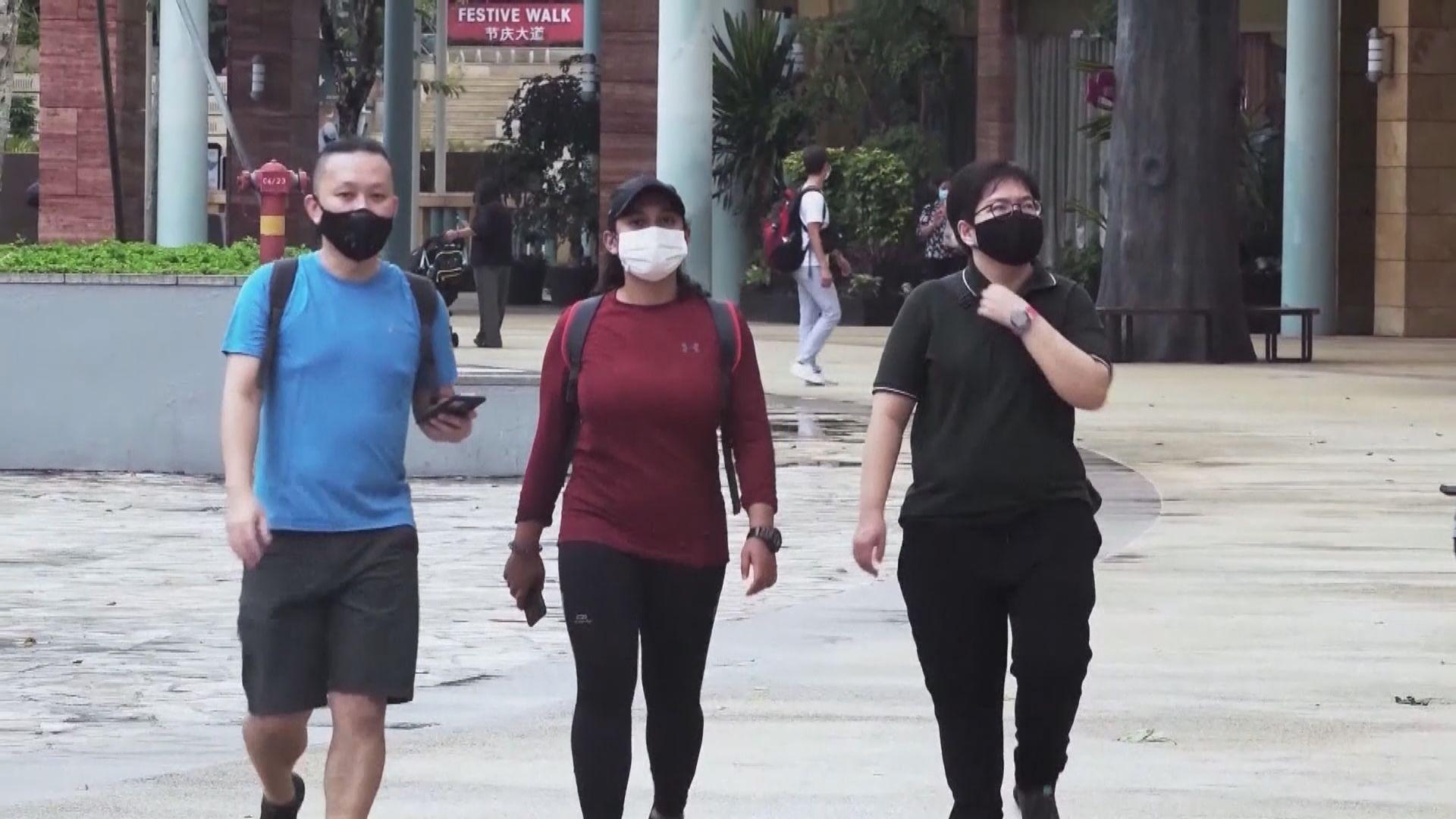 新加坡收緊社交距離限制遏疫情