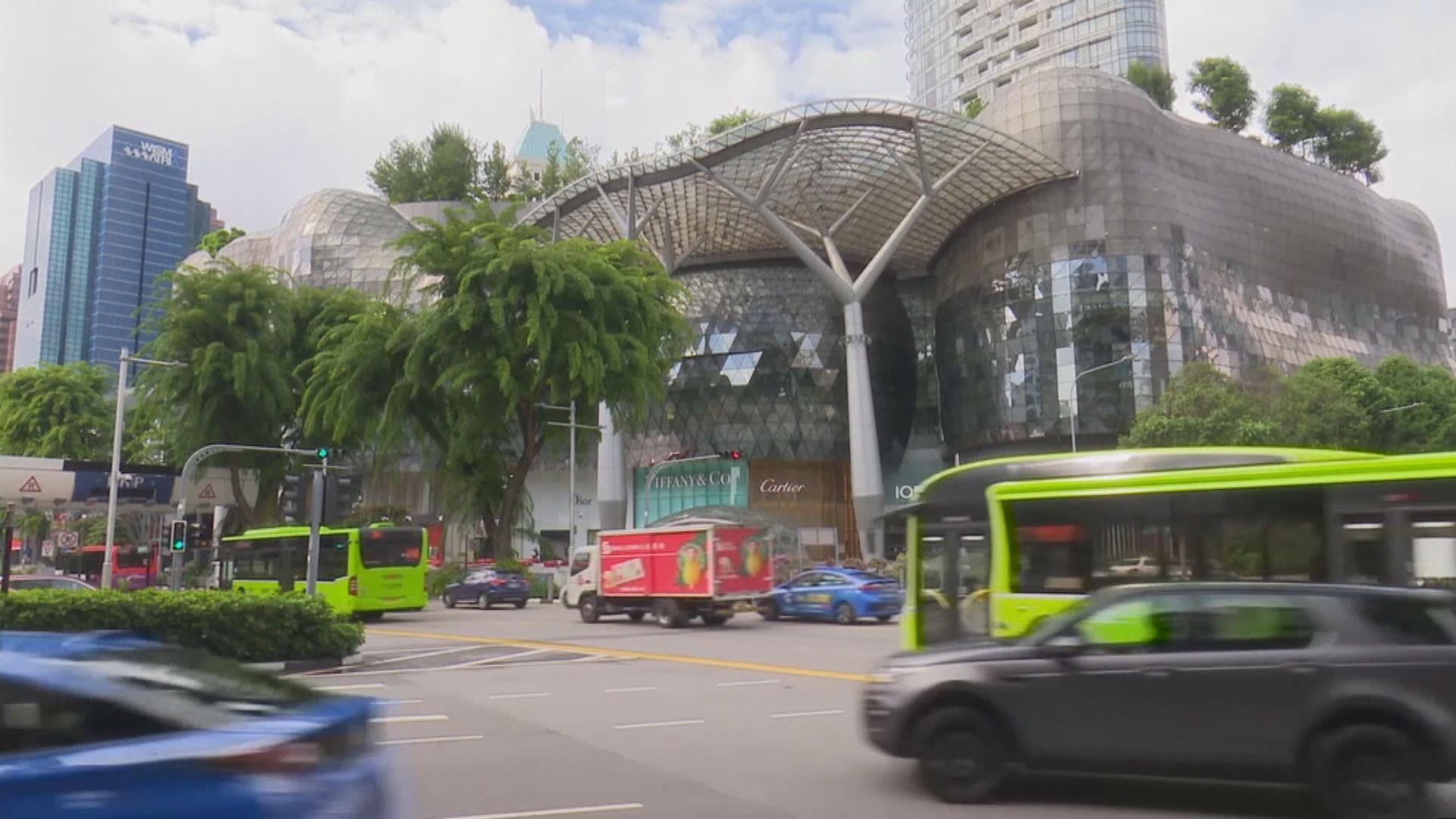 新加坡增21宗本地個案 世界經濟論壇年會取消