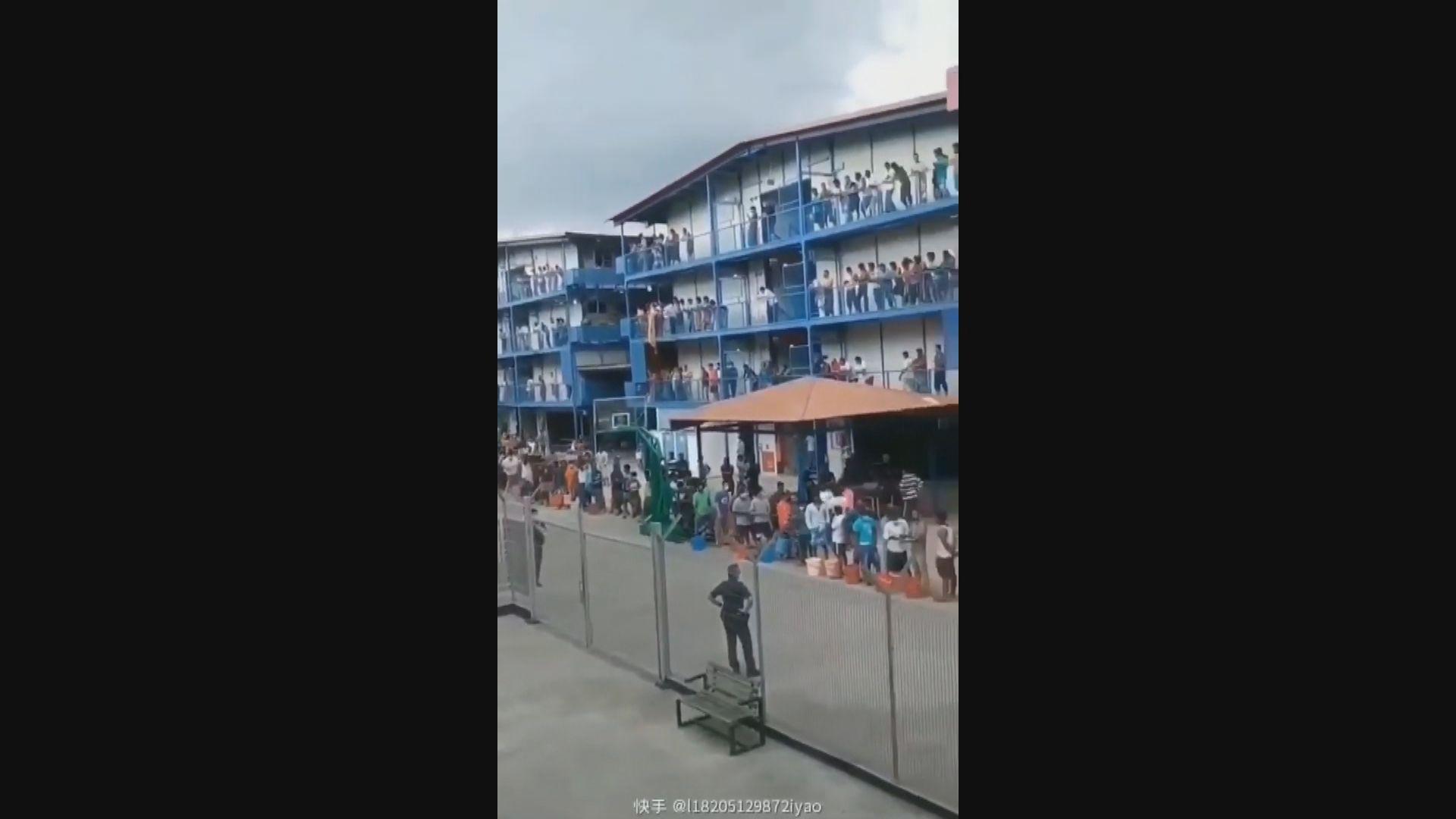 新加坡外勞宿舍出現感染群組 兩萬人要隔離