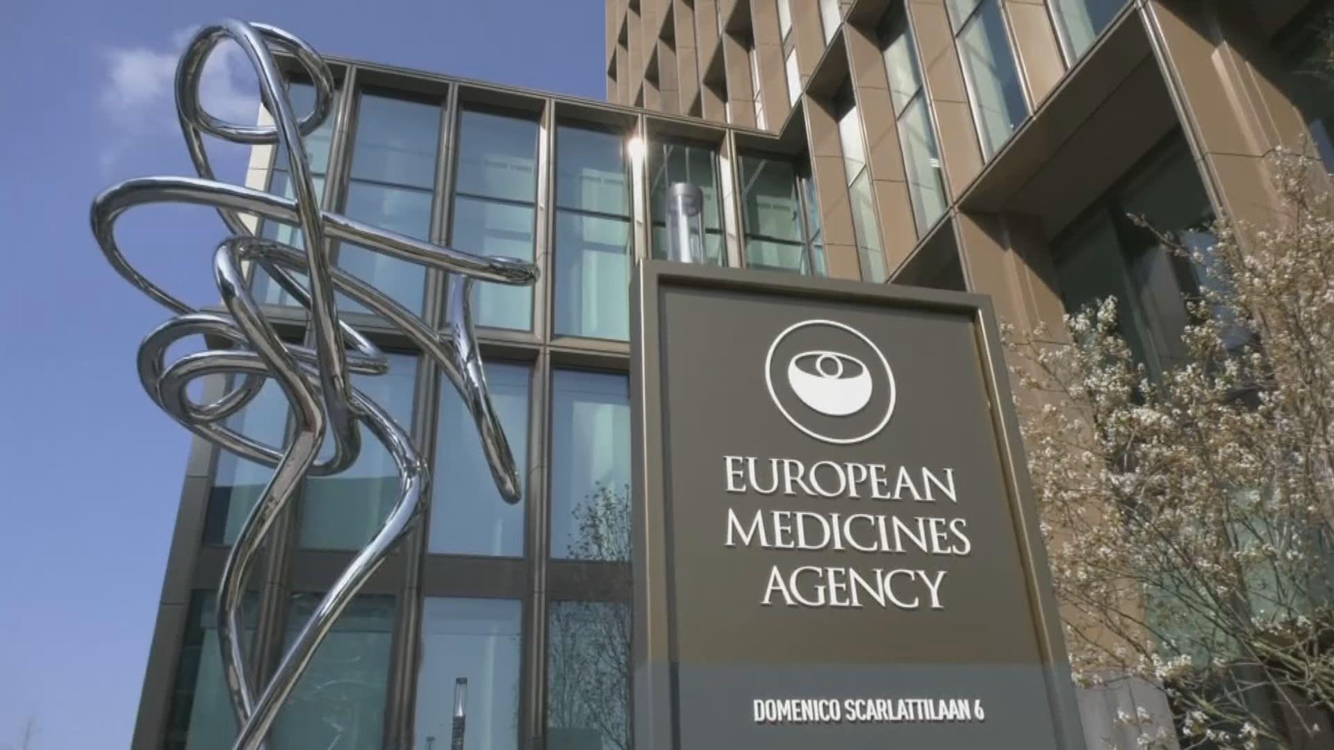 歐洲藥品管理局對科興疫苗展開審核