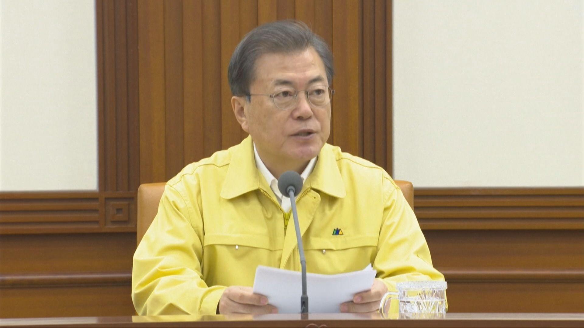 南韓稱未來七至十日是防控疫情關鍵期