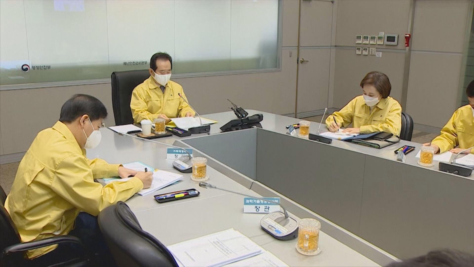 南韓總理促請日本政府立即撤回過分和不合理措施