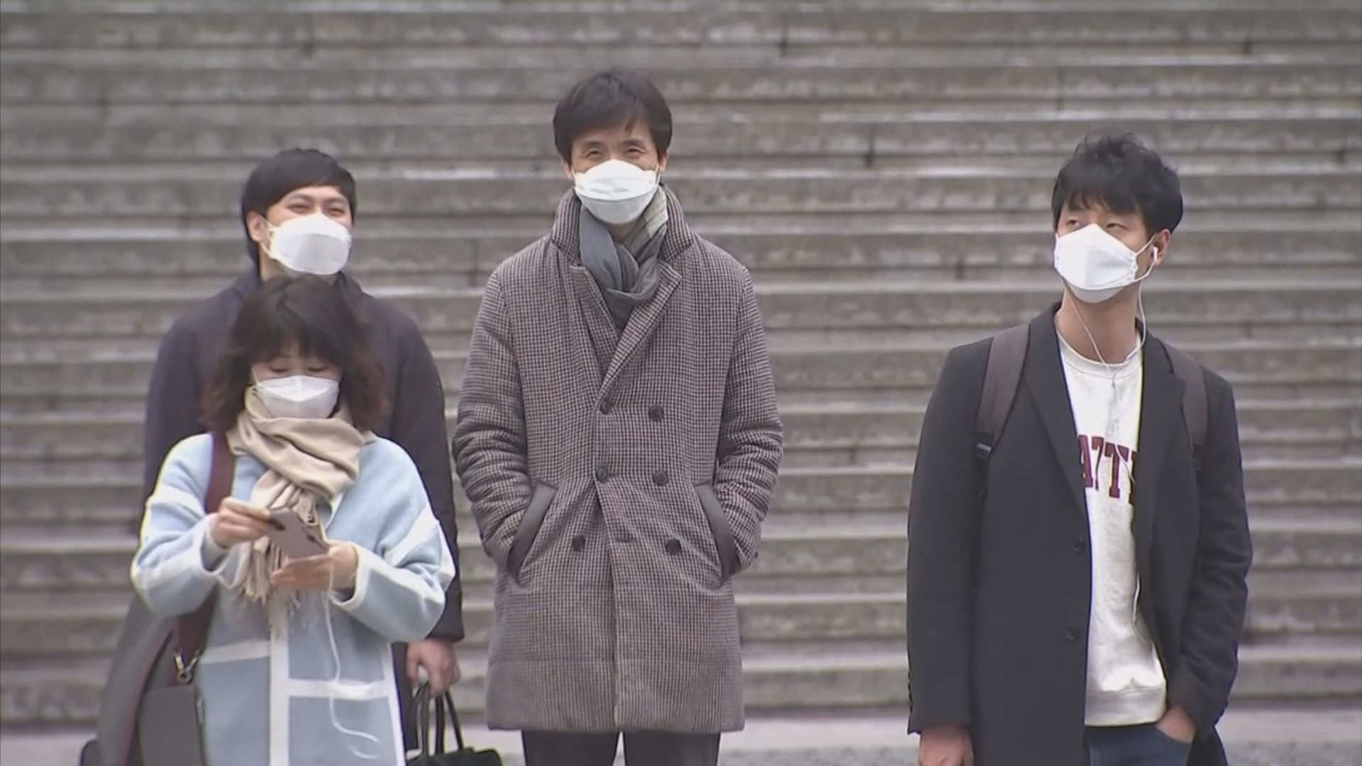 南韓新增174人感染新型肺炎 單日新增個案回落
