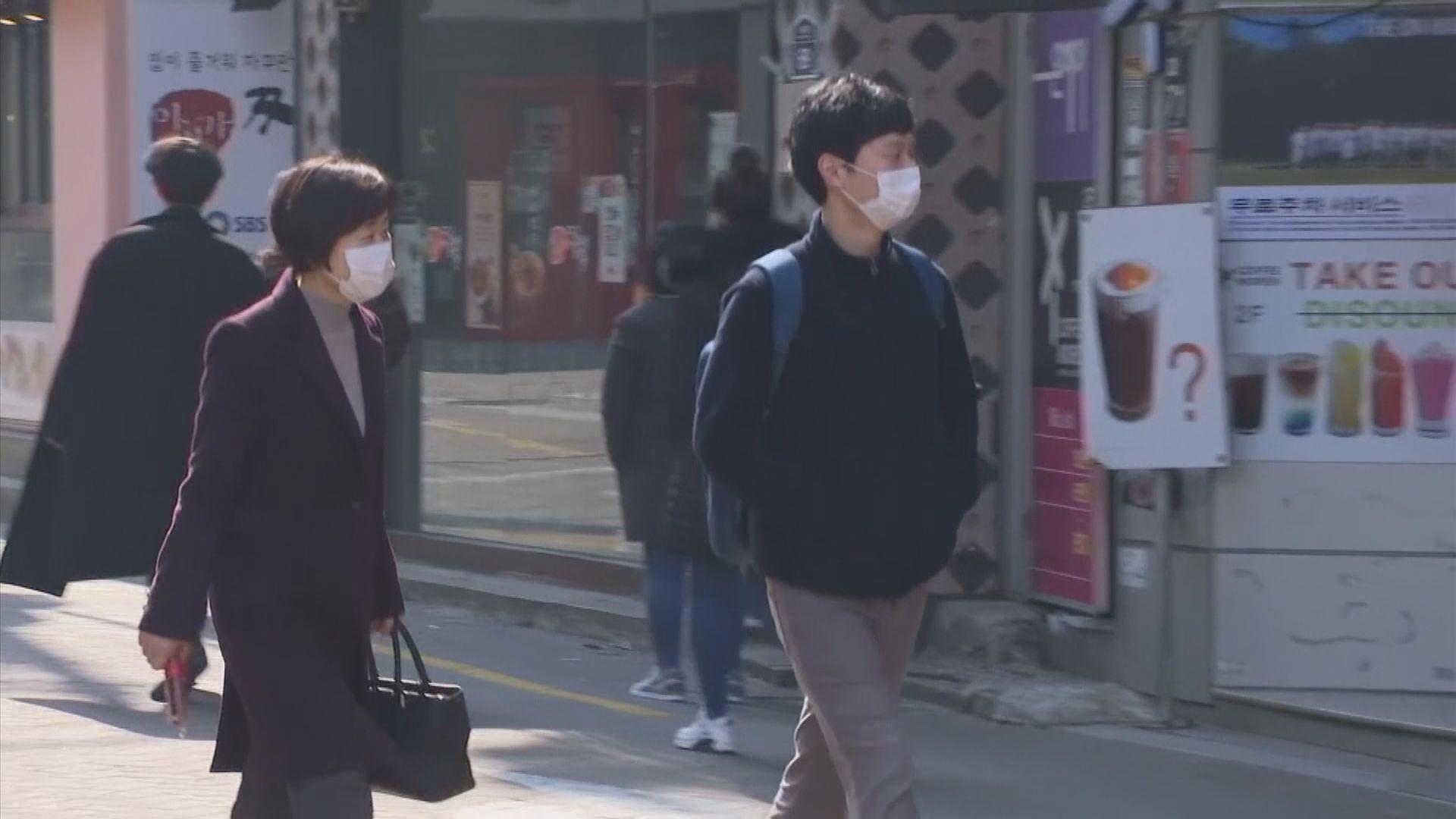 南韓再多69宗確診個案 增至51死