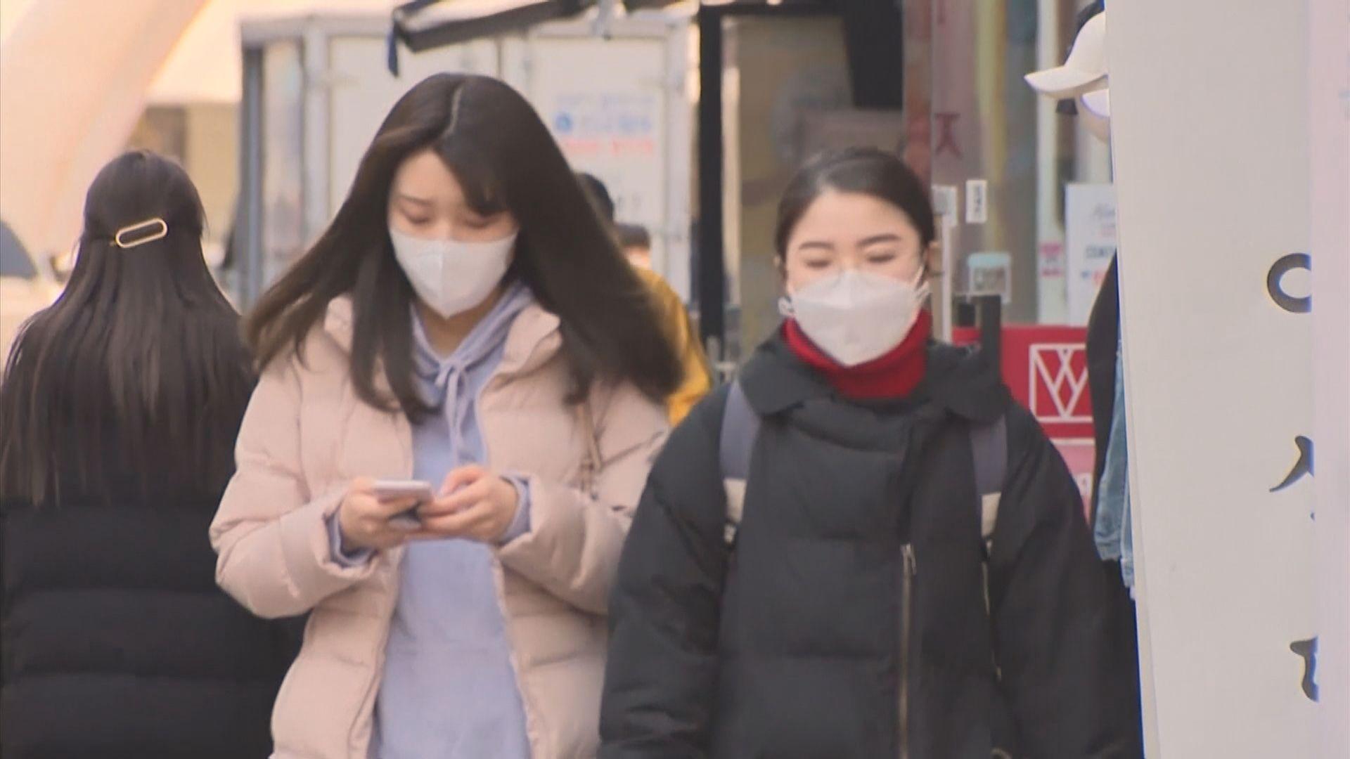 韓增114宗確診 首爾熱線中心群組增至102人染病