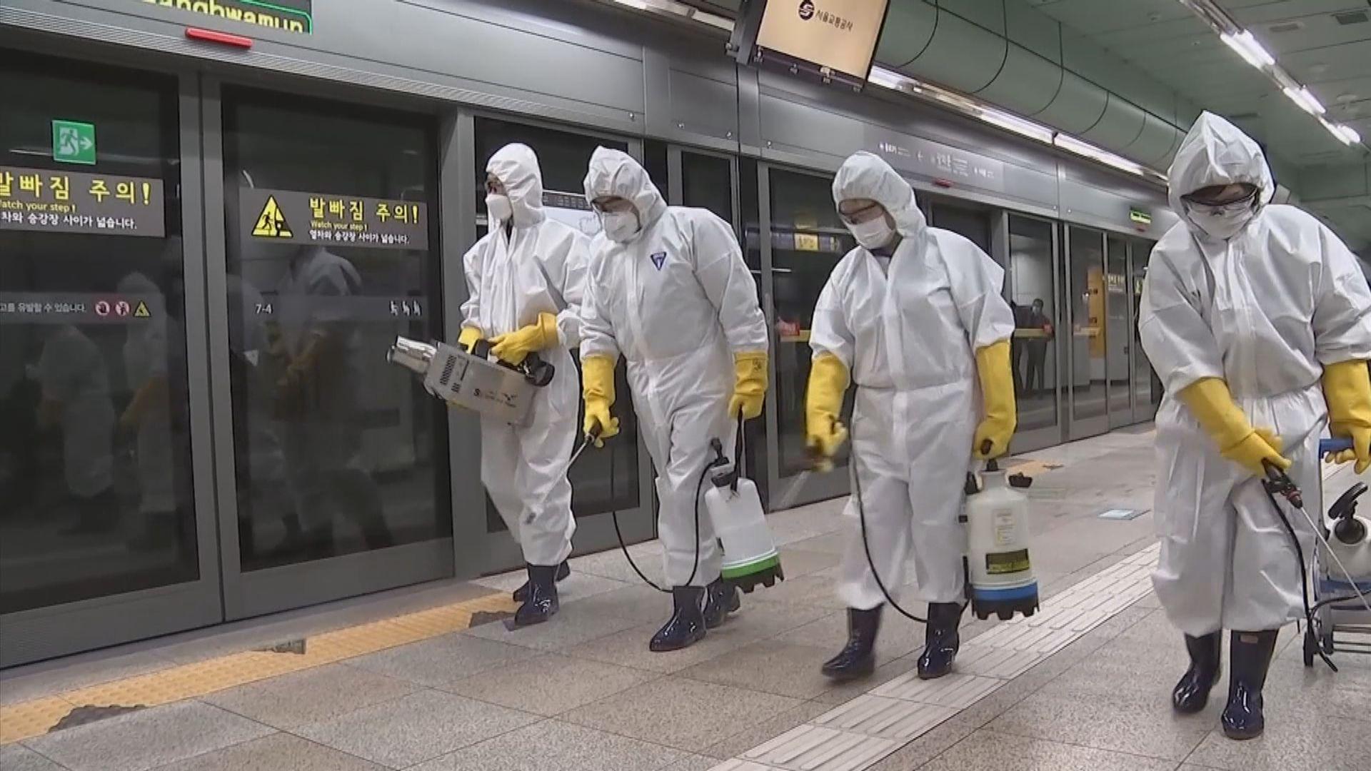 南韓總理指國內疫情紓緩但仍不能放鬆