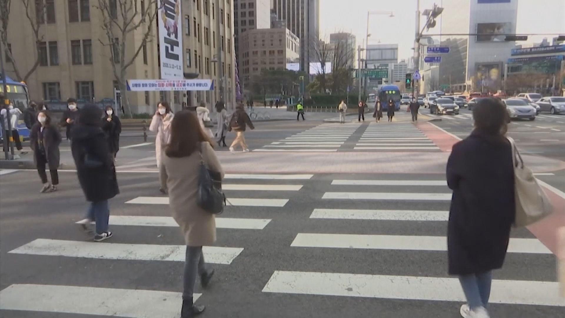 【疫情受控】南韓新增四宗確診 包括一宗本地感染